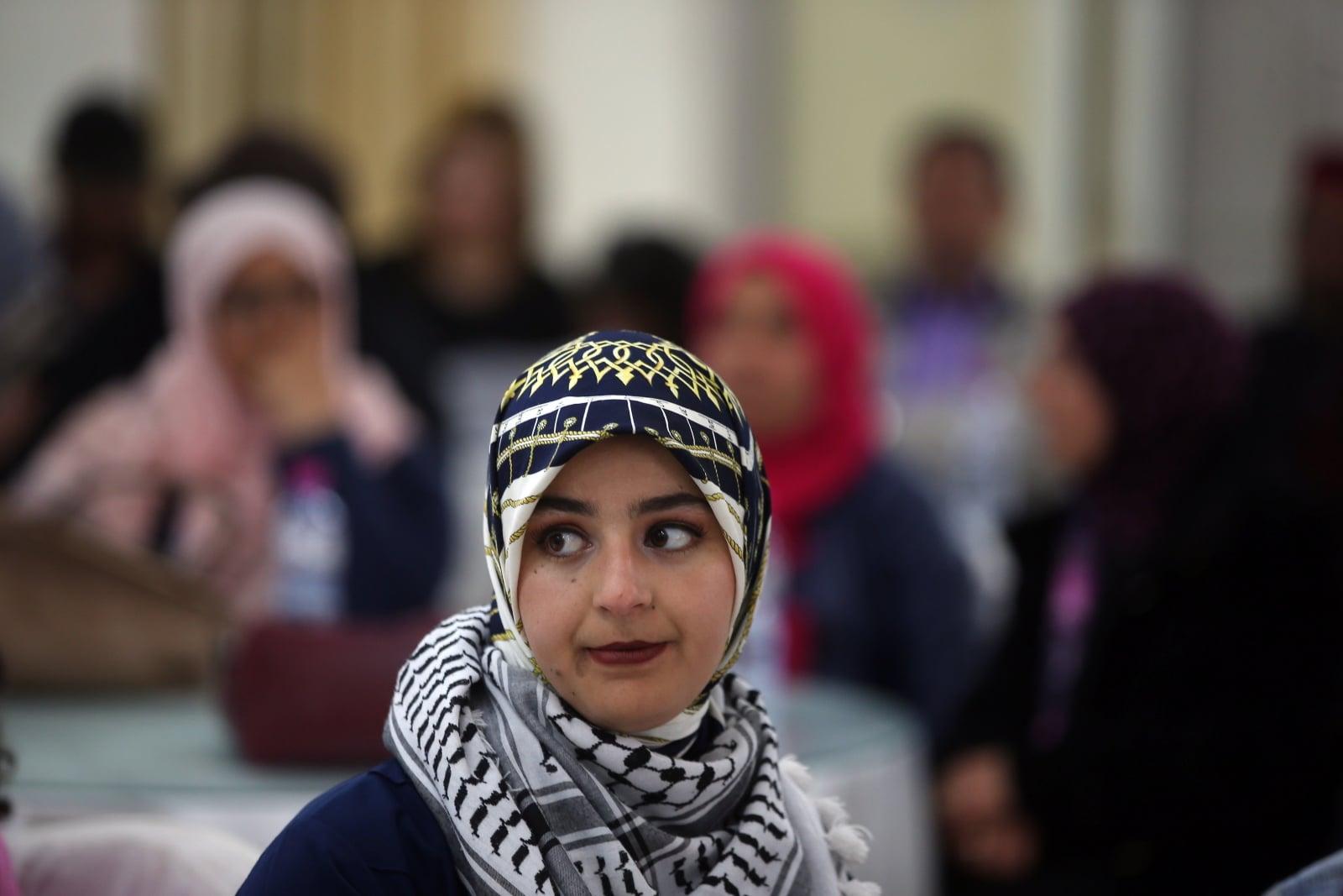 Wybory w Tunezji fot. EPA/MOHAMED MESSARA
