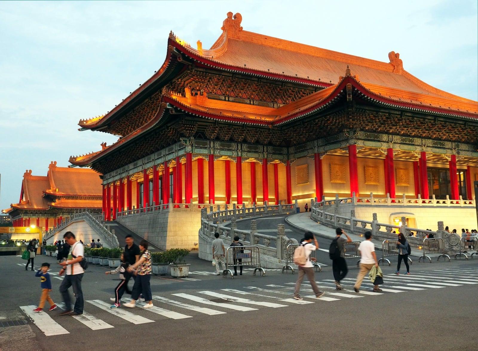 Taiwan fot. EPA/DAVID CHANG