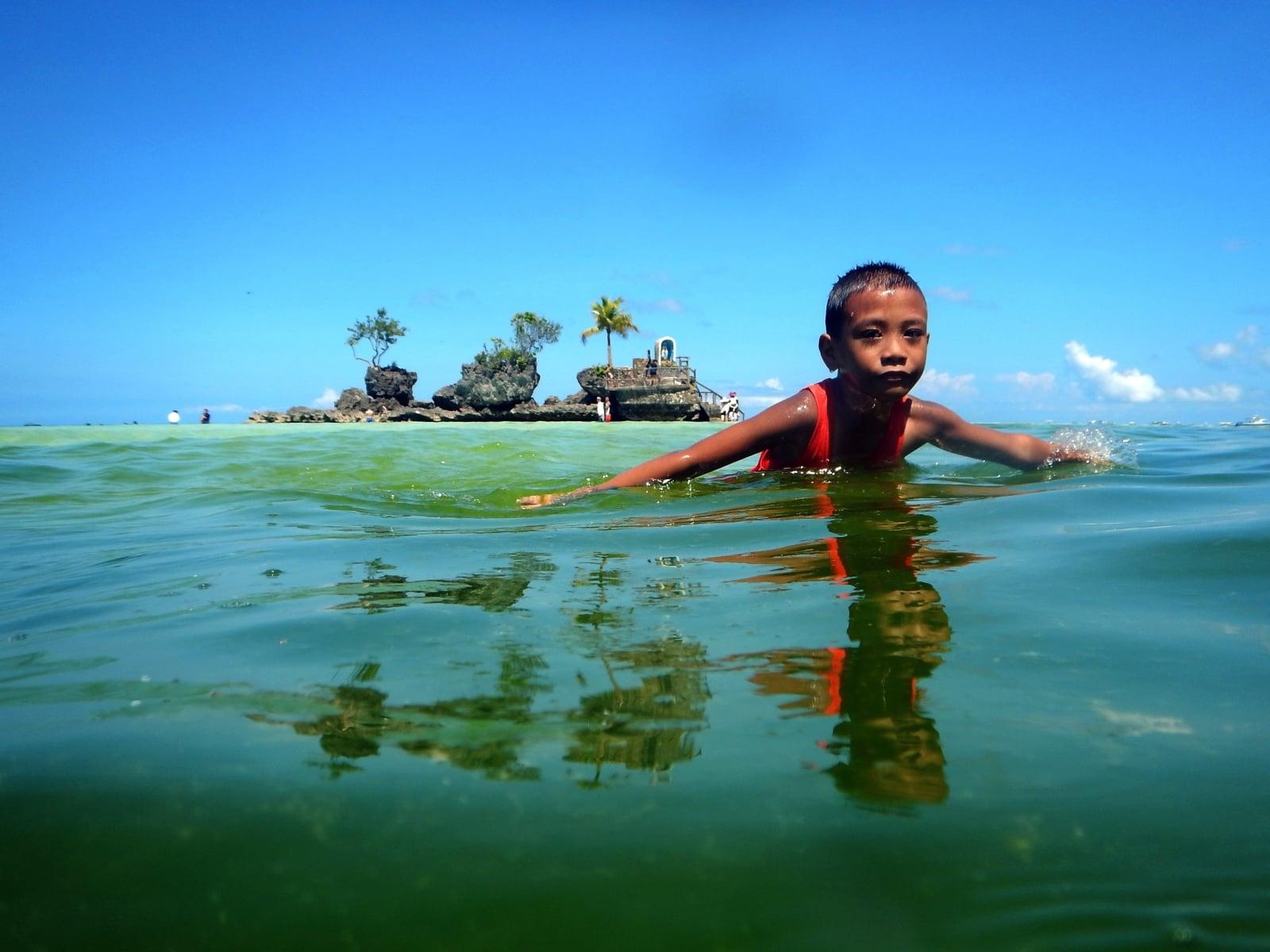 Filipiny fot. EPA/JO HARESH TANODRA