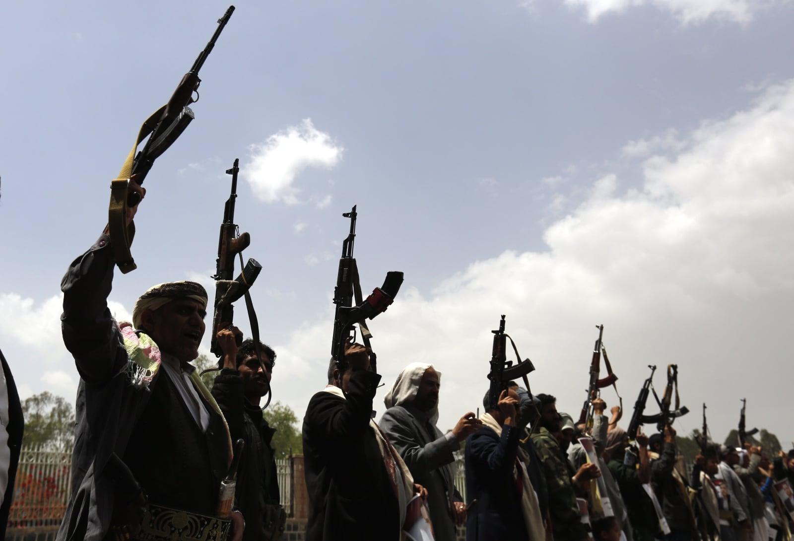 Jemen fot. EPA/YAHYA ARHAB