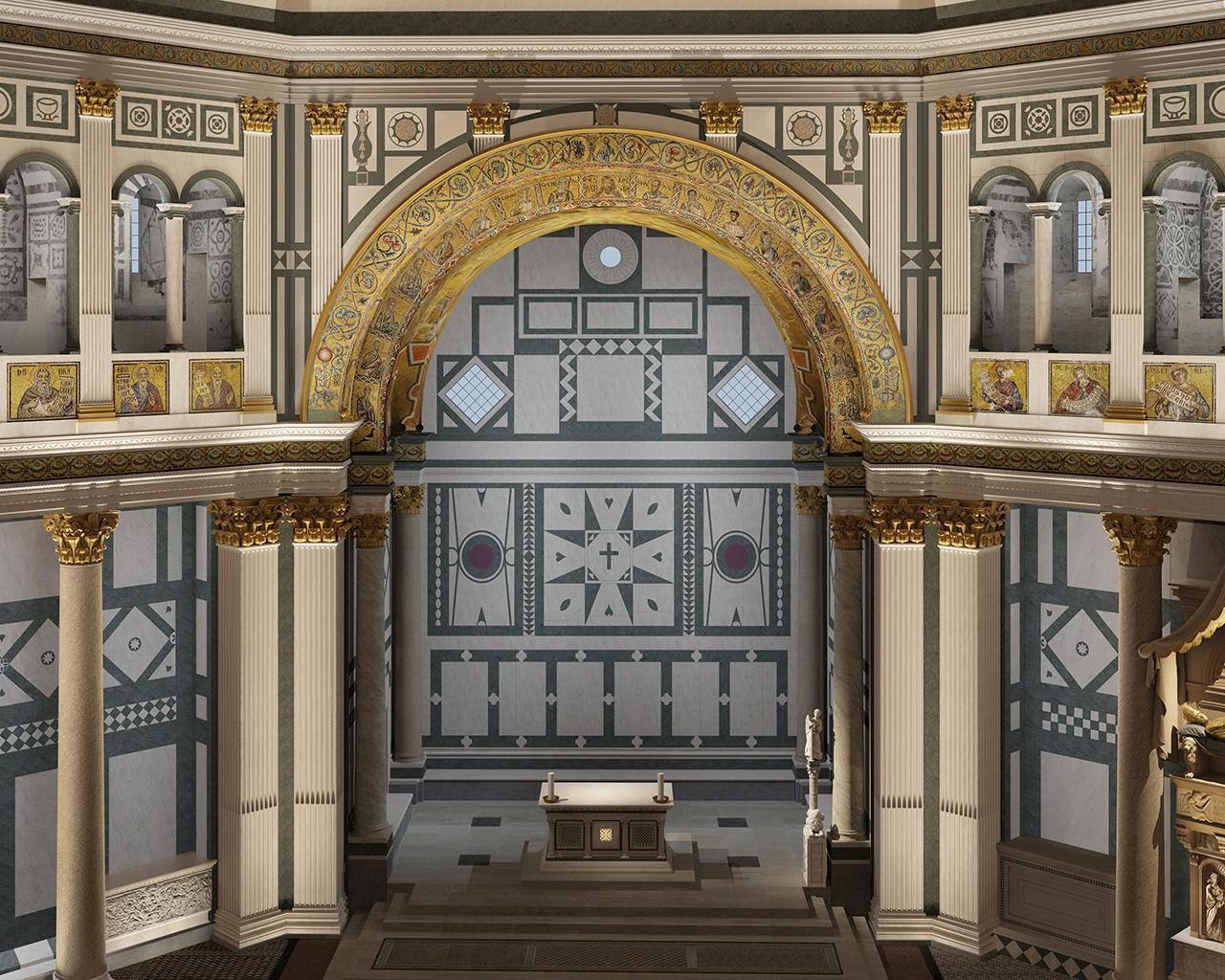 Florenckie Baptysterium.