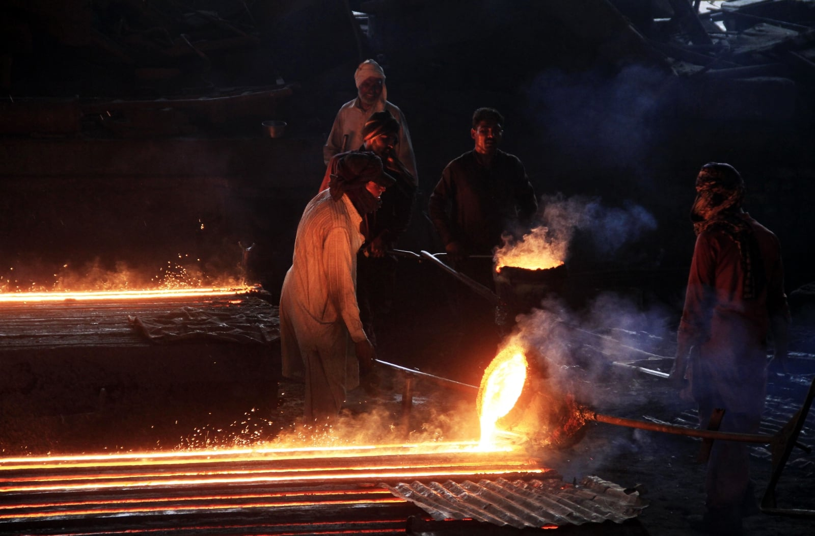 Pakistan EPA/RAHAT DAR