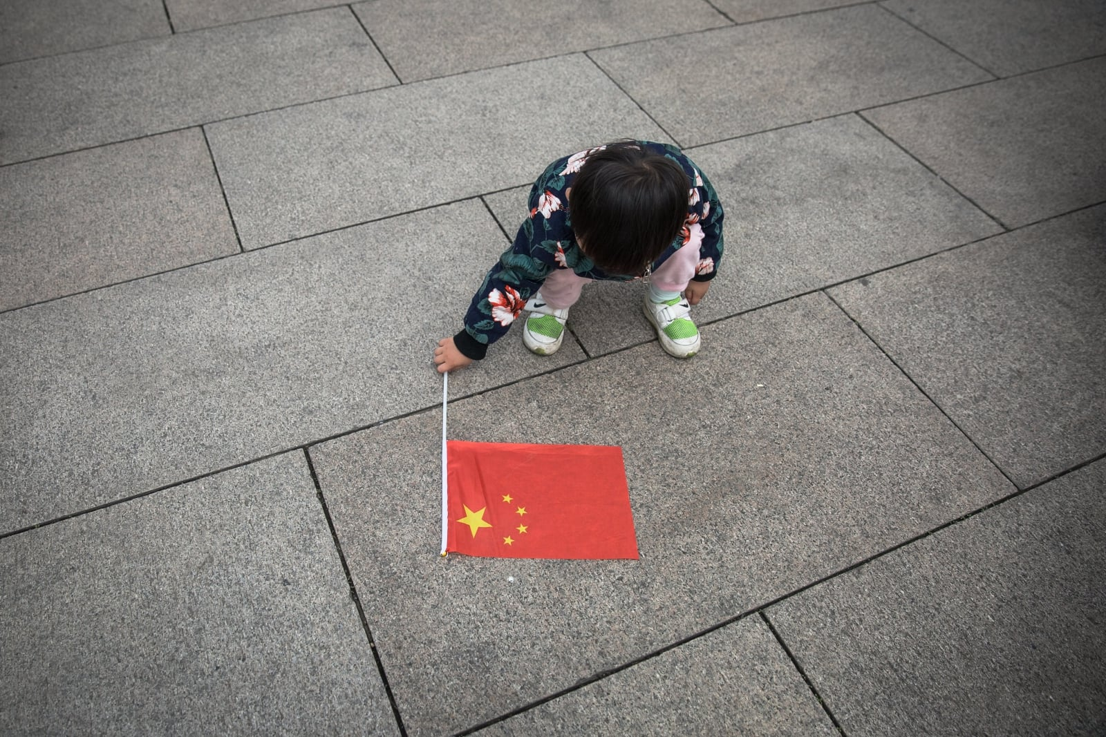 Chiny  EPA/ROMAN PILIPEY