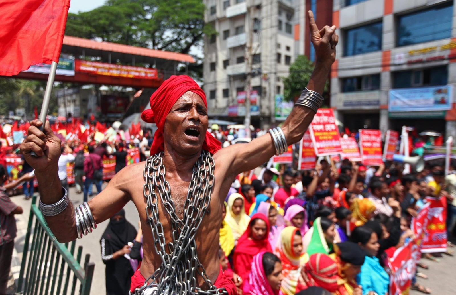 Bangladesz EPA/MONIRUL ALAM