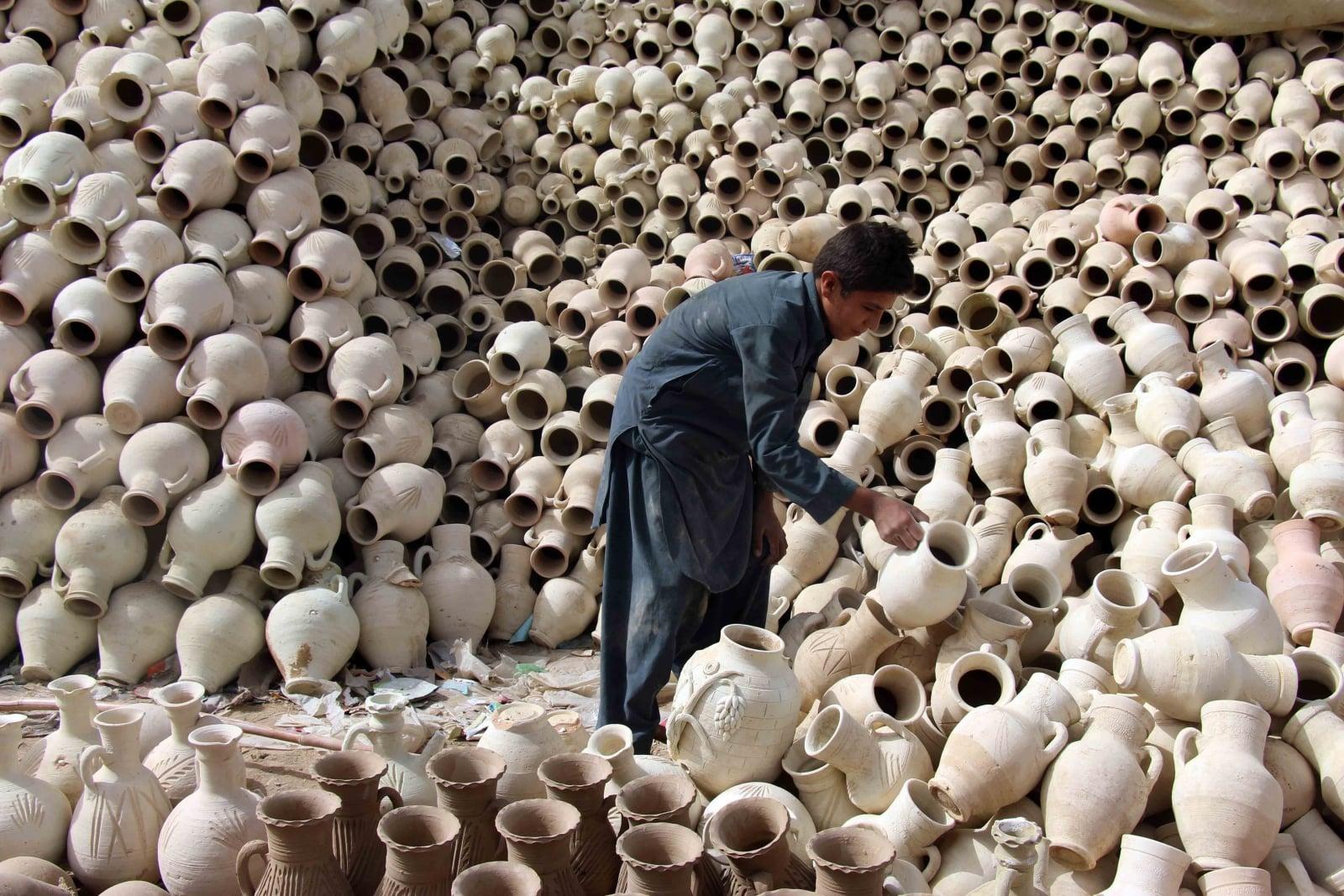 Afganistan EPA/MUHAMMAD SADIQ