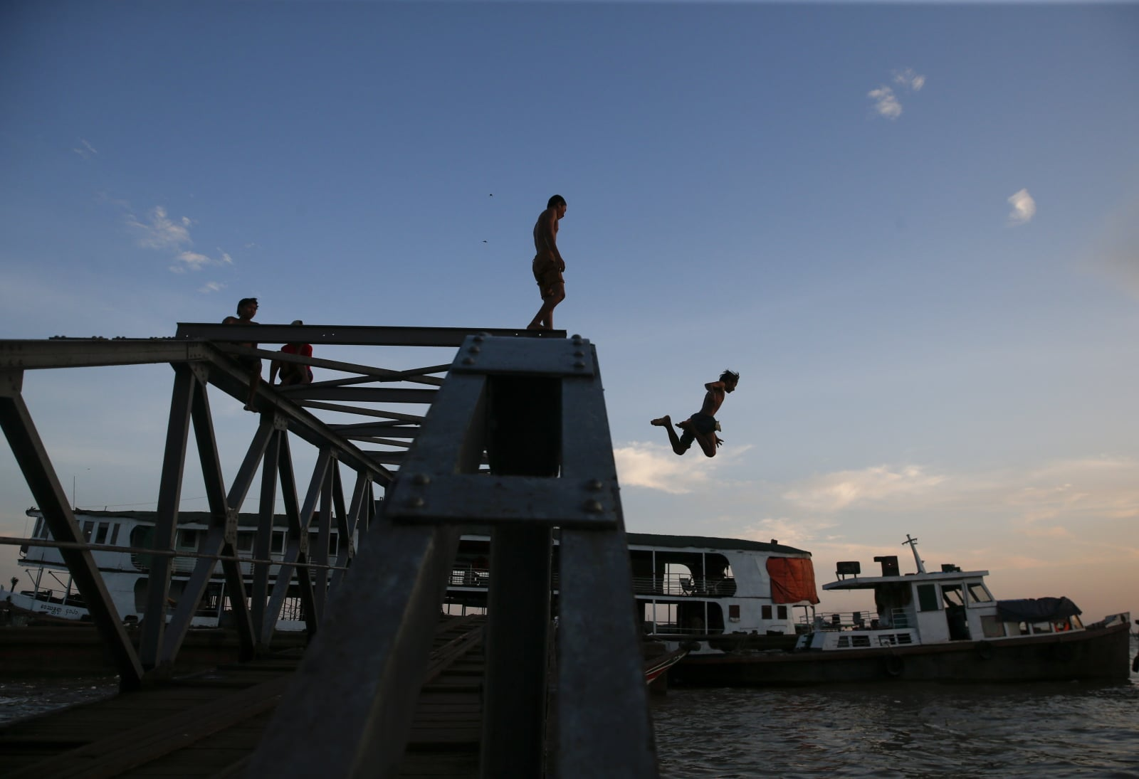 Myanmar fot. EPA/LYNN BO BO