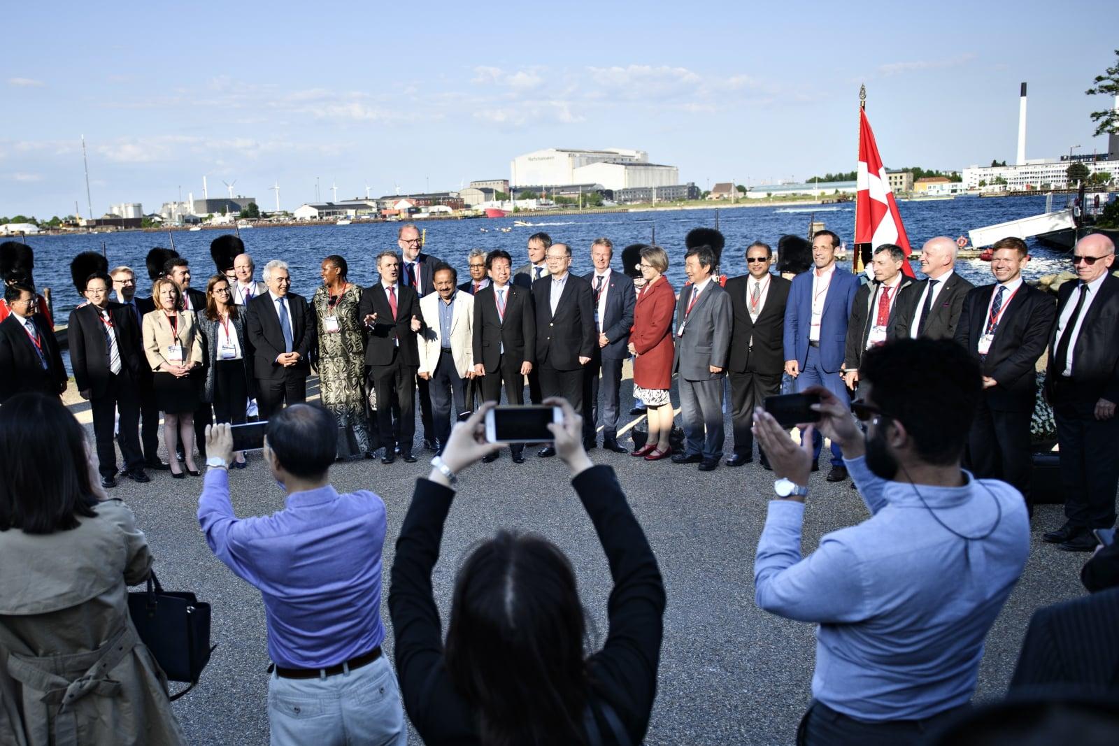Klimatyczny szczyt G20 w Kopenhadze, Dania