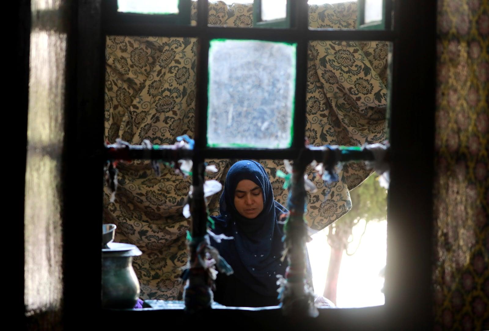 Muzułmanie w Indiach EPA/FAROOQ KHAN