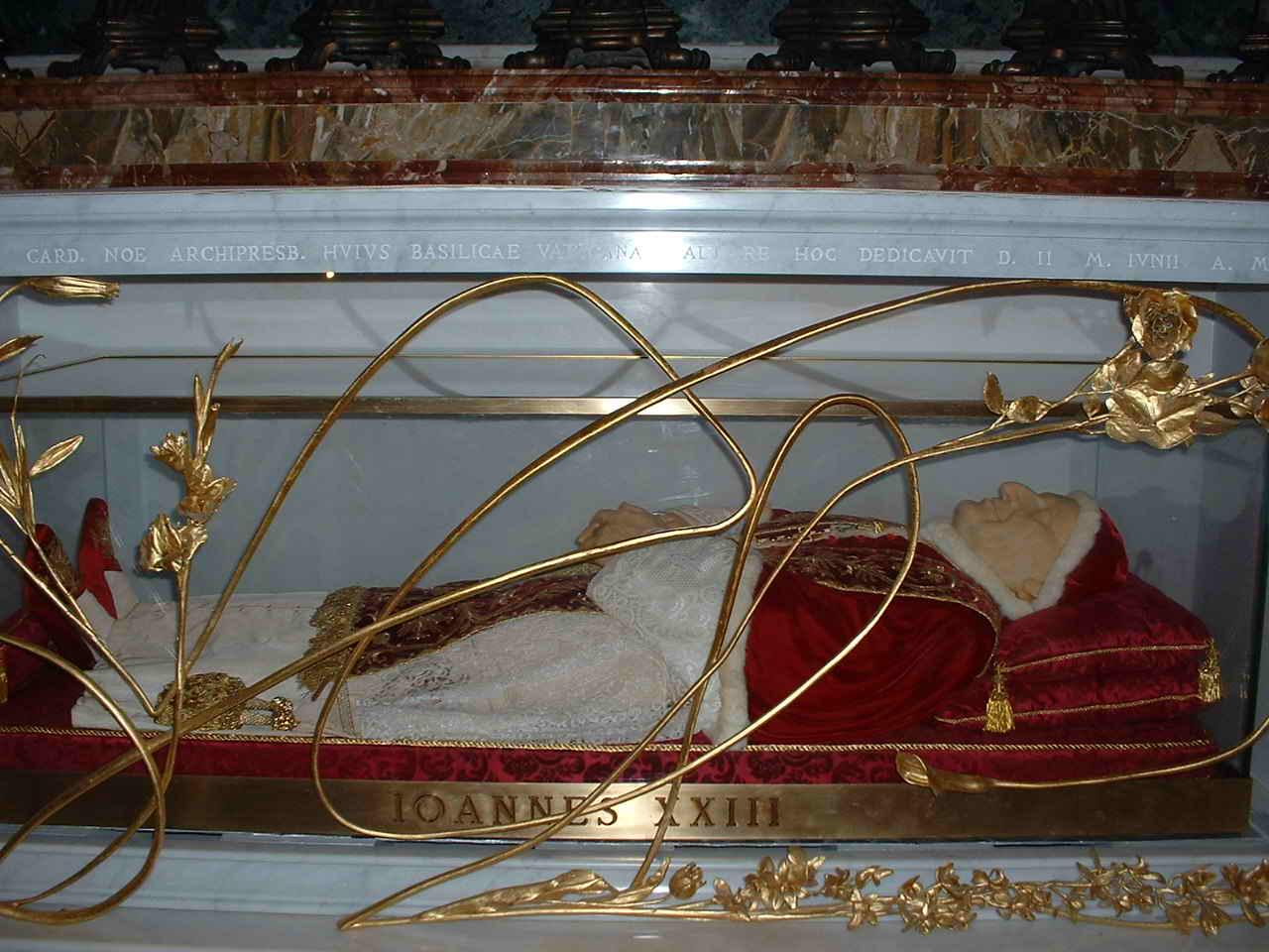 Papież, Święty Jan XXII, fot. wcieniusanpietro.blogspot.com