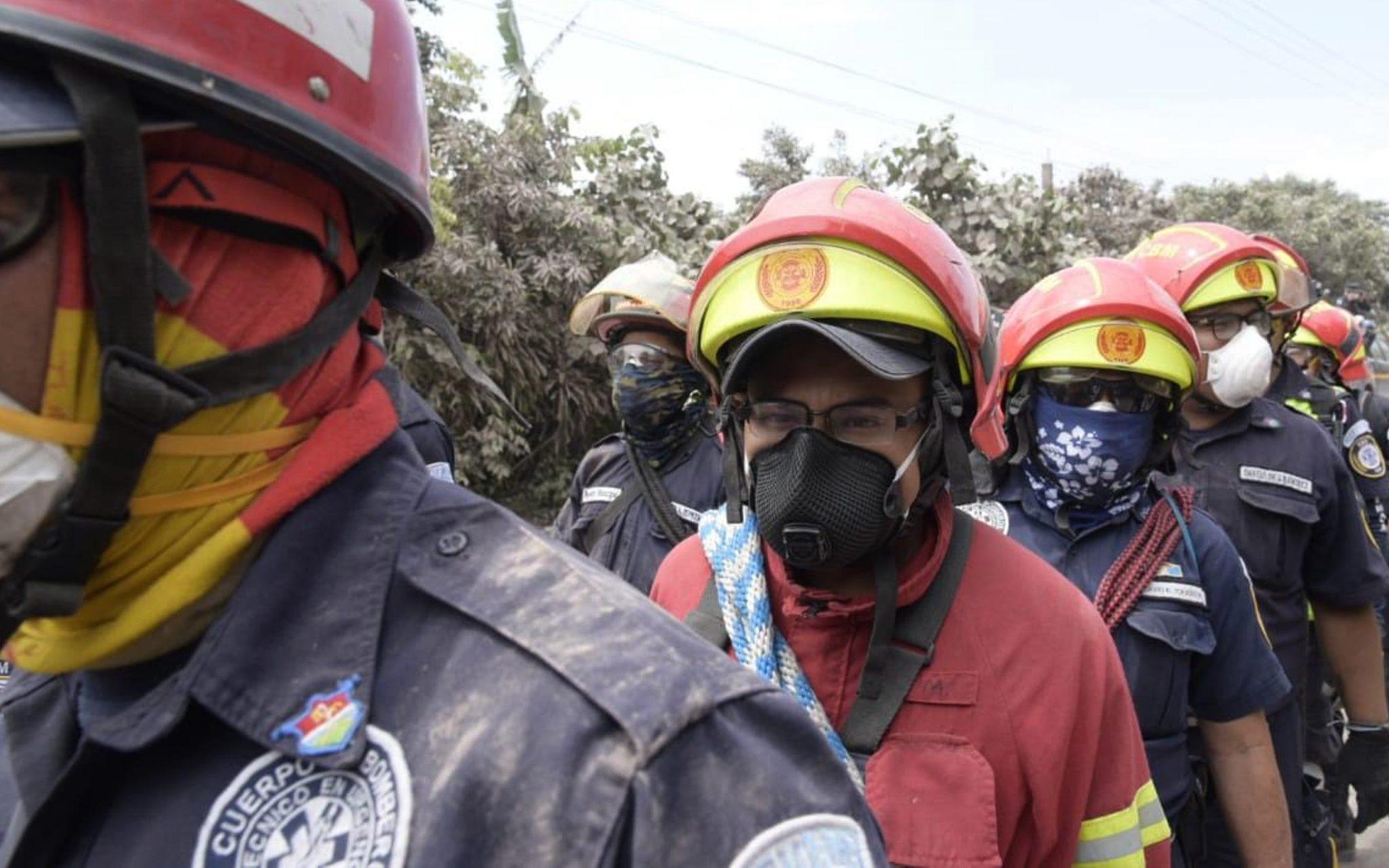 Ratownicy kontynuują poszukiwania osób, które przeżyły wybuch wulkanu miejscowości El Rodeo, w Gwatemali. Liczba ofiar śmiertelnych wzrasta po gwałtownej erupcji