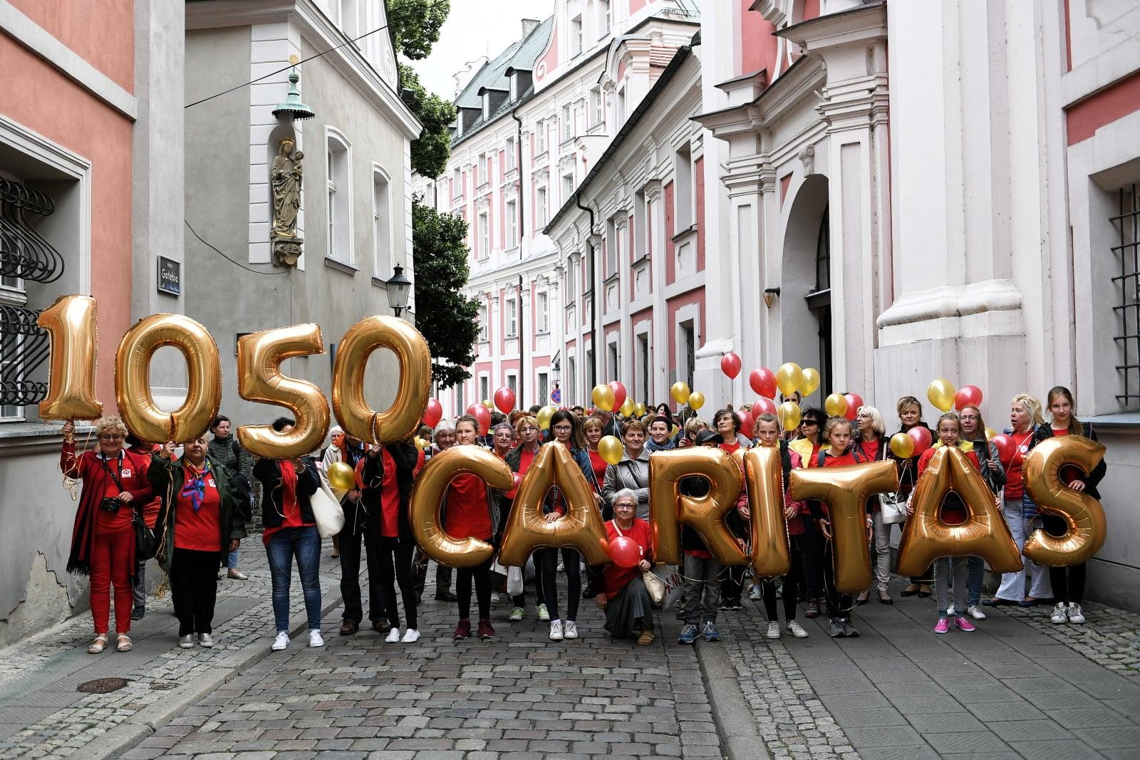 1050-lecie biskupstwa w Poznaniu PAP/Jakub Kaczmarczyk