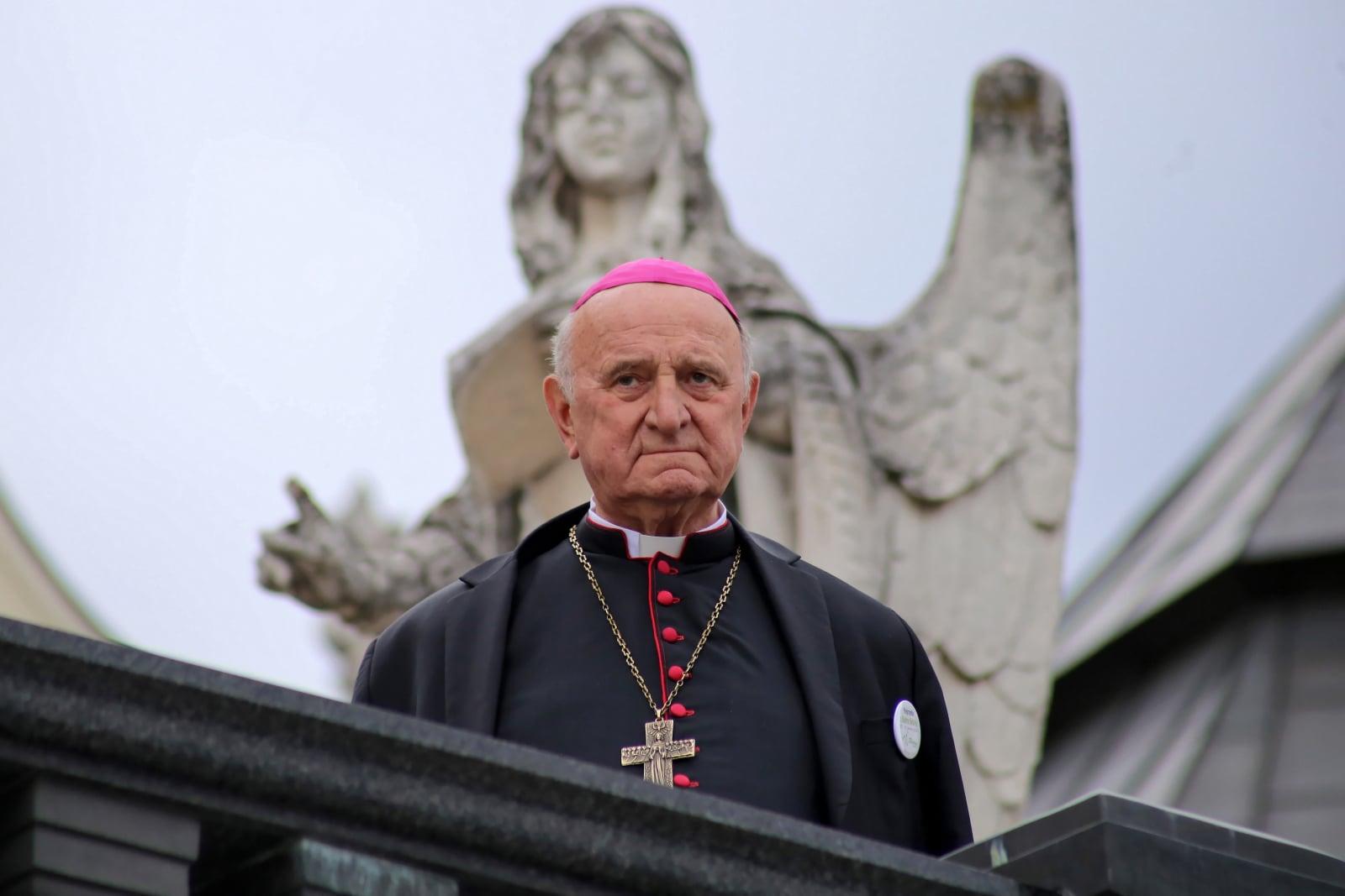 Ogólnopolska Pielgrzymka Mężczyzn na Jasną Górę fot. PAP/Waldemar Deska