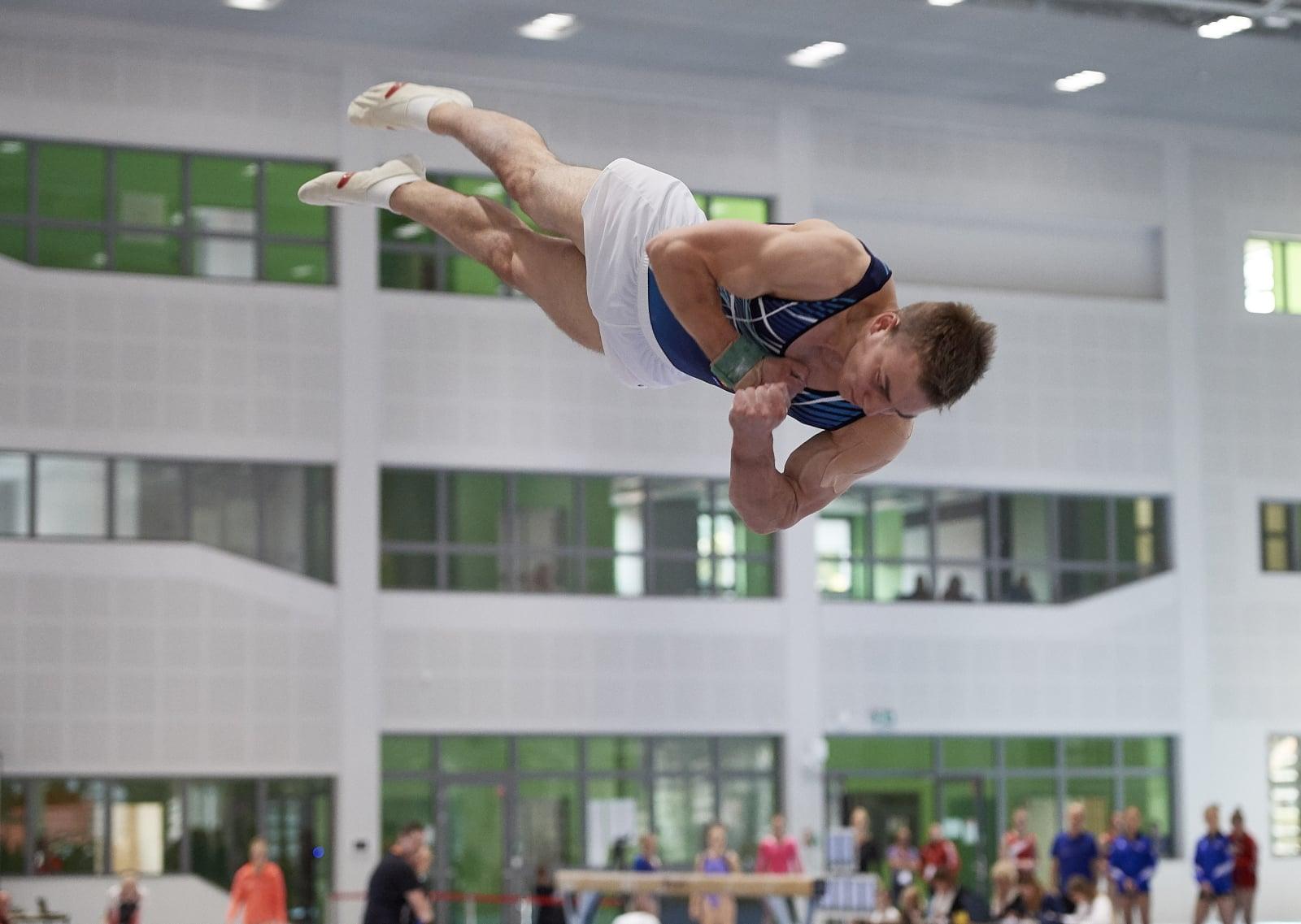 Mistrzostwa Polski w gimnastyce sportowej, Gdańsk