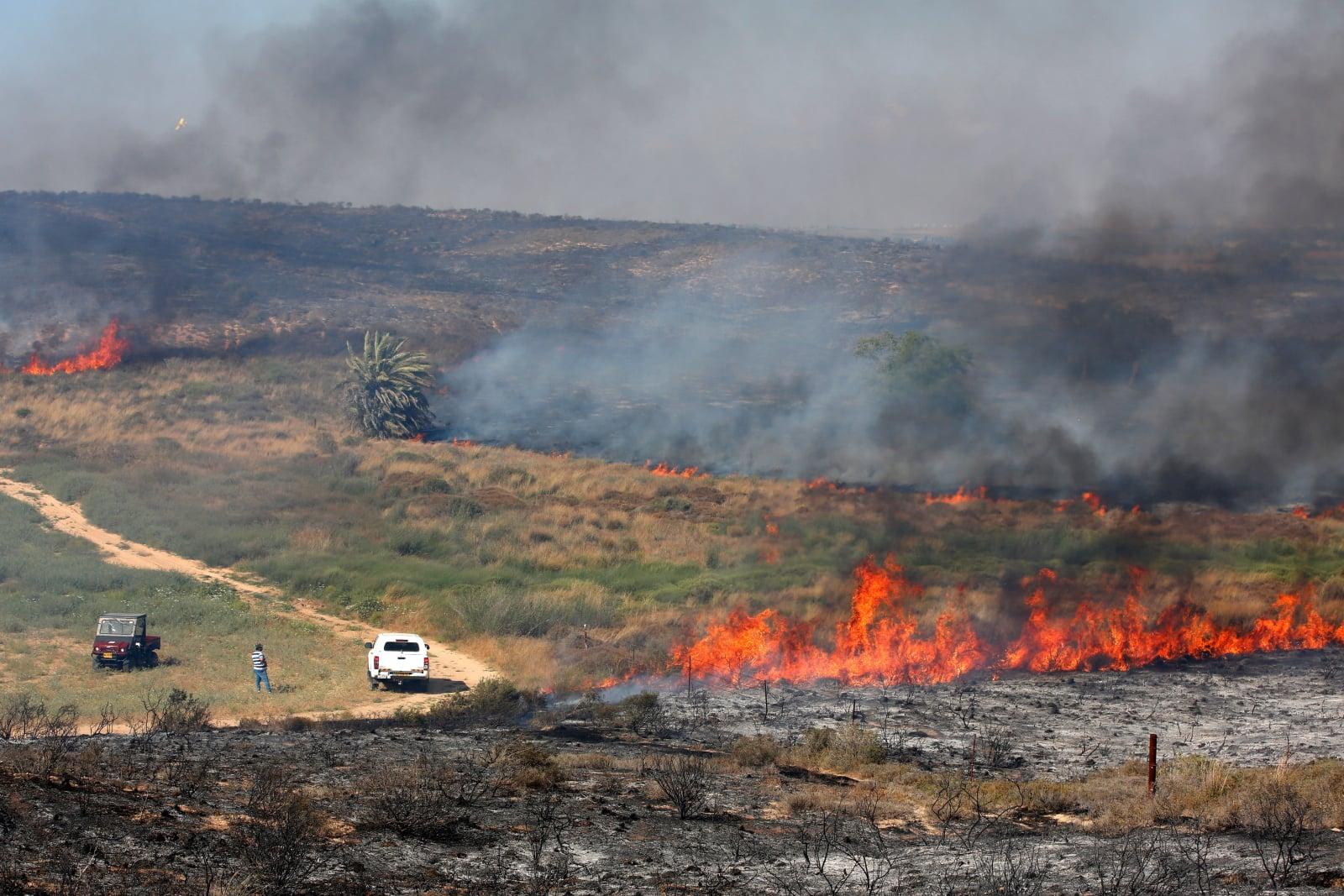 Konflikt izraelsko-palestyński fot. EPA/ABIR SULTAN