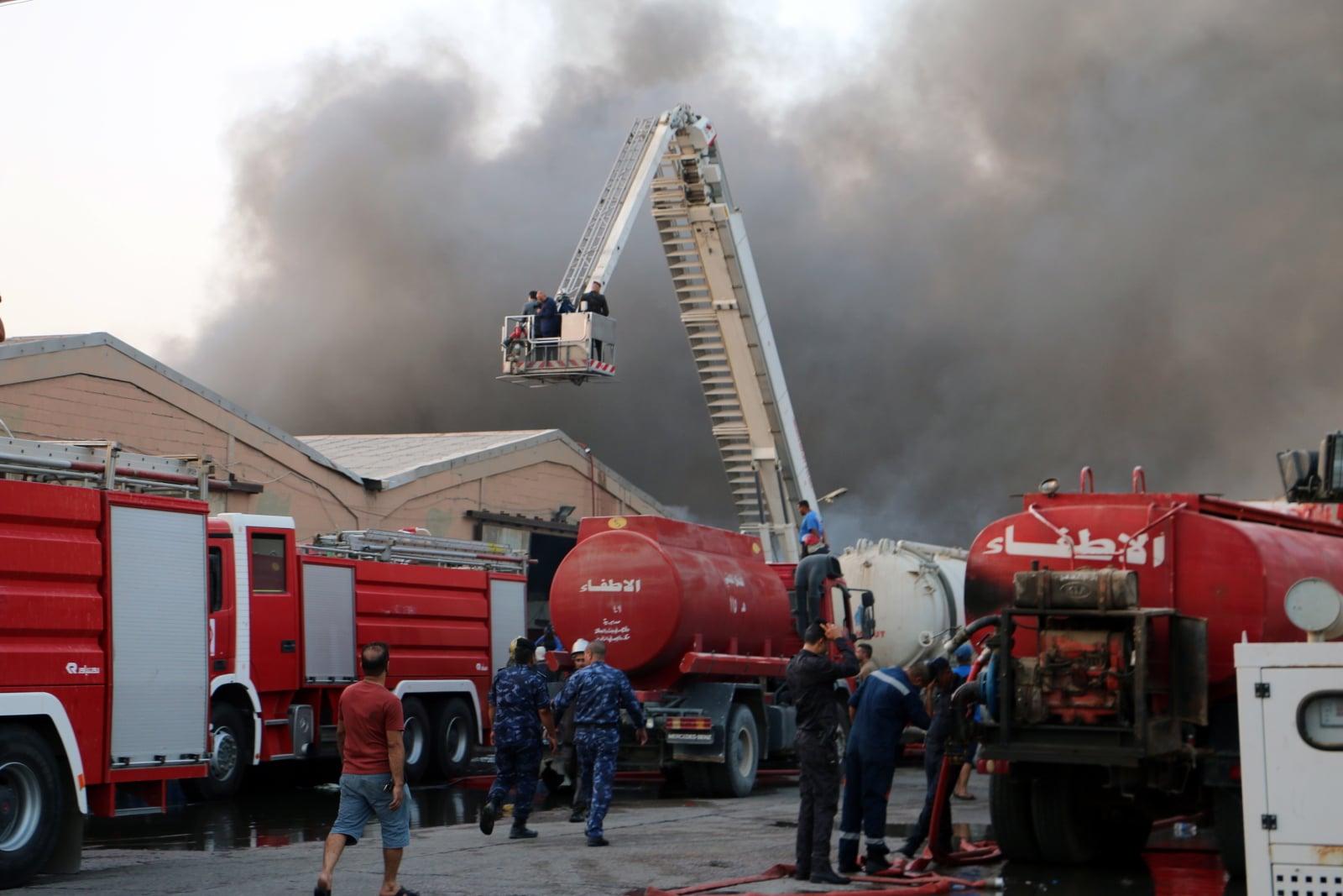 Irak fot. EPA/MURTADHA RIDHA Dostawca: PAP/EPA.