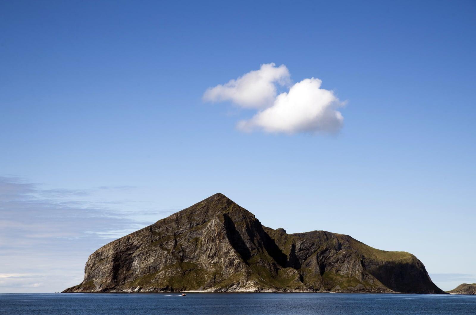 Natura w Norwegii fot. EPA/BERIT ROALD Dostawca: PAP/EPA.