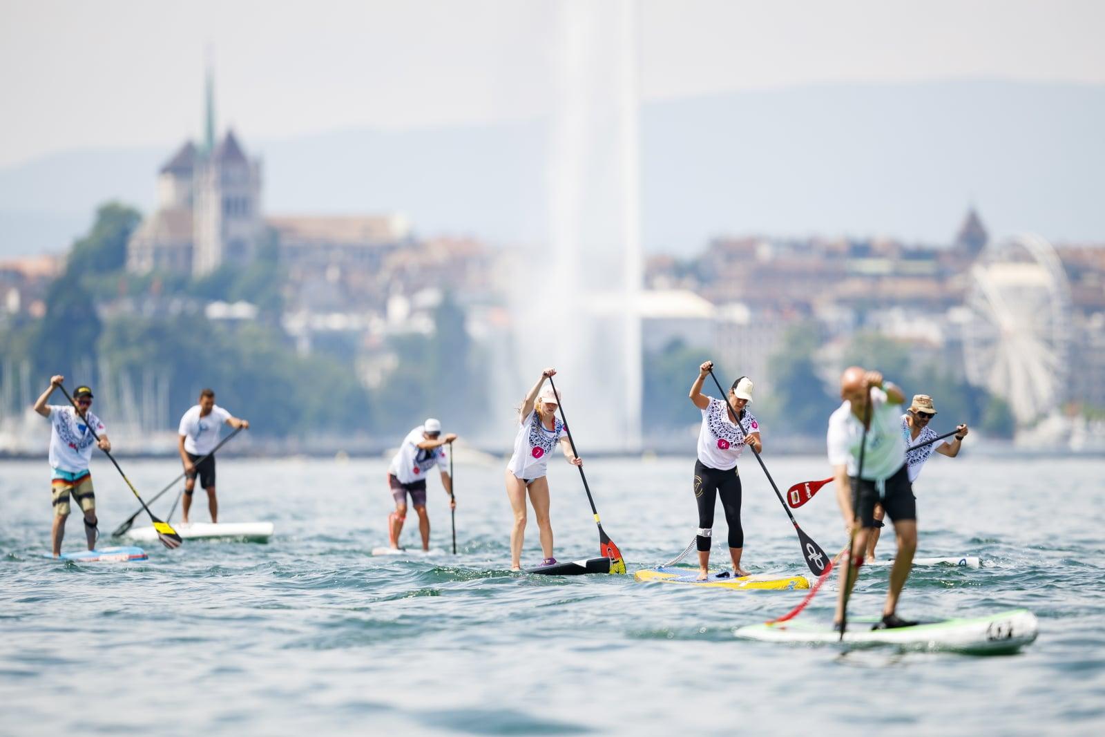Tak Szwajcarzy spędzają czas wolny fot. EPA/VALENTIN FLAURAUD  Dostawca: PAP/EPA.