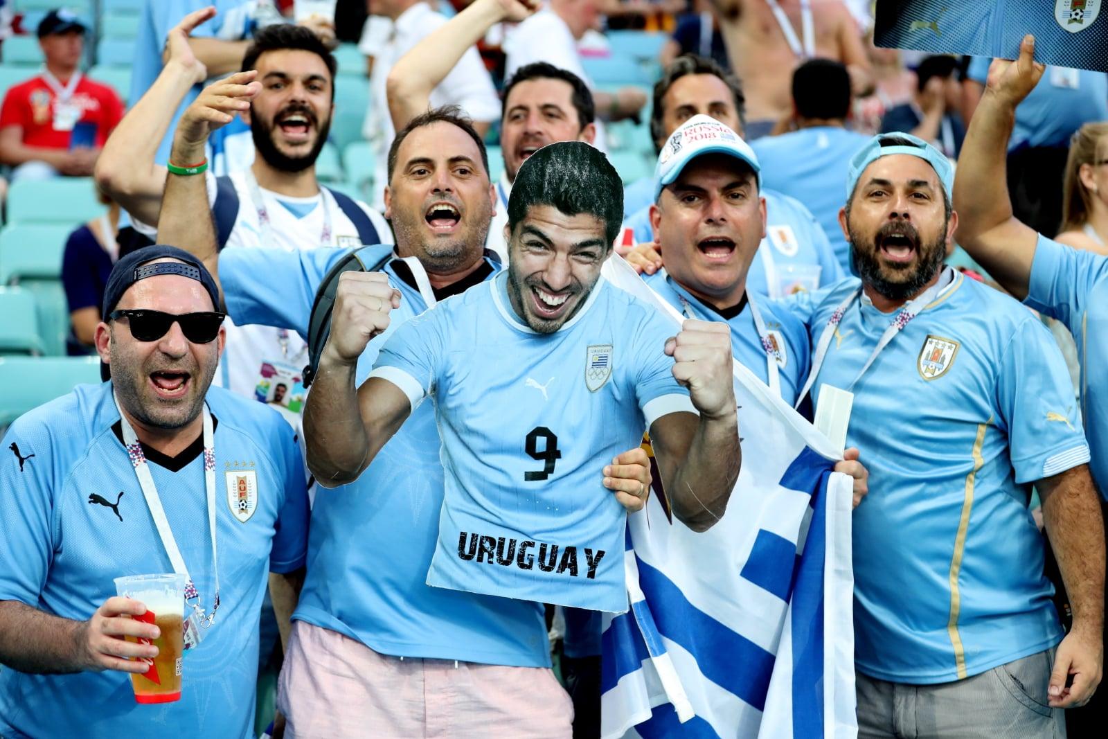 Urugwaj dzisiaj wygrał z Portugalią na Mundialu w Rosji