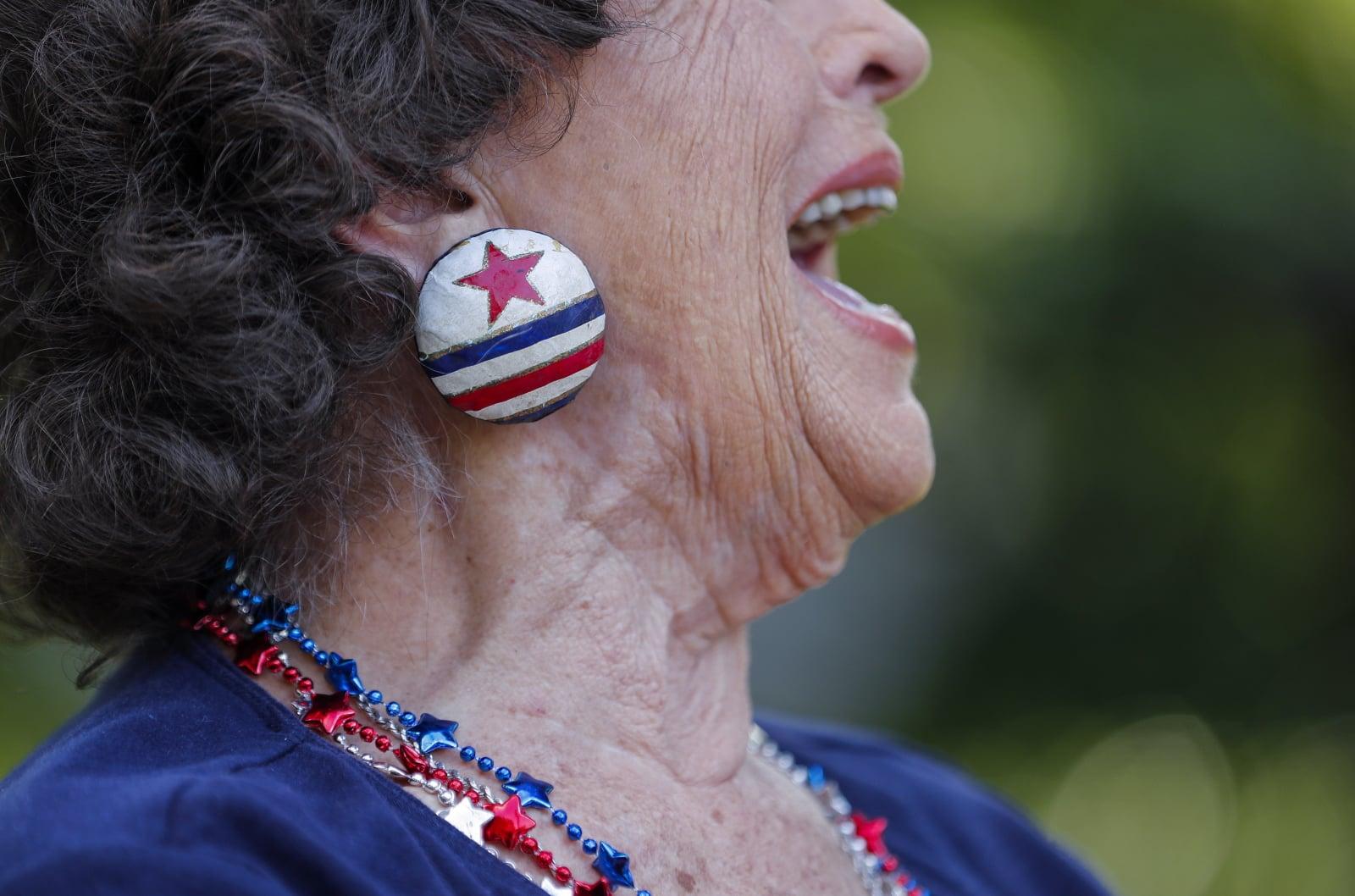 Dzień Niepodległości w USA EPA/ERIK S. LESSER