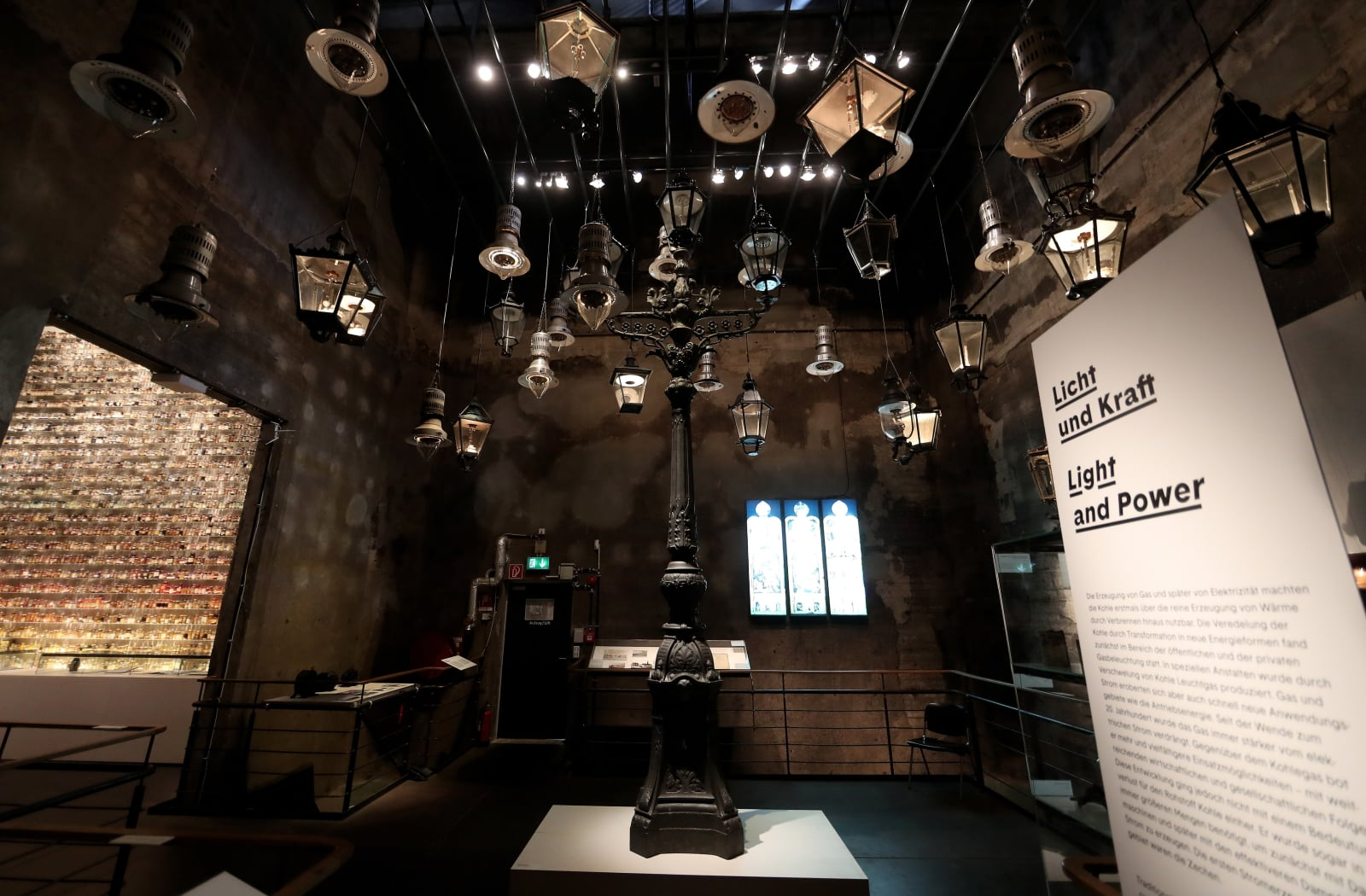 Wystawa historii Niemiec fot. EPA/FRIEDEMANN VOGEL