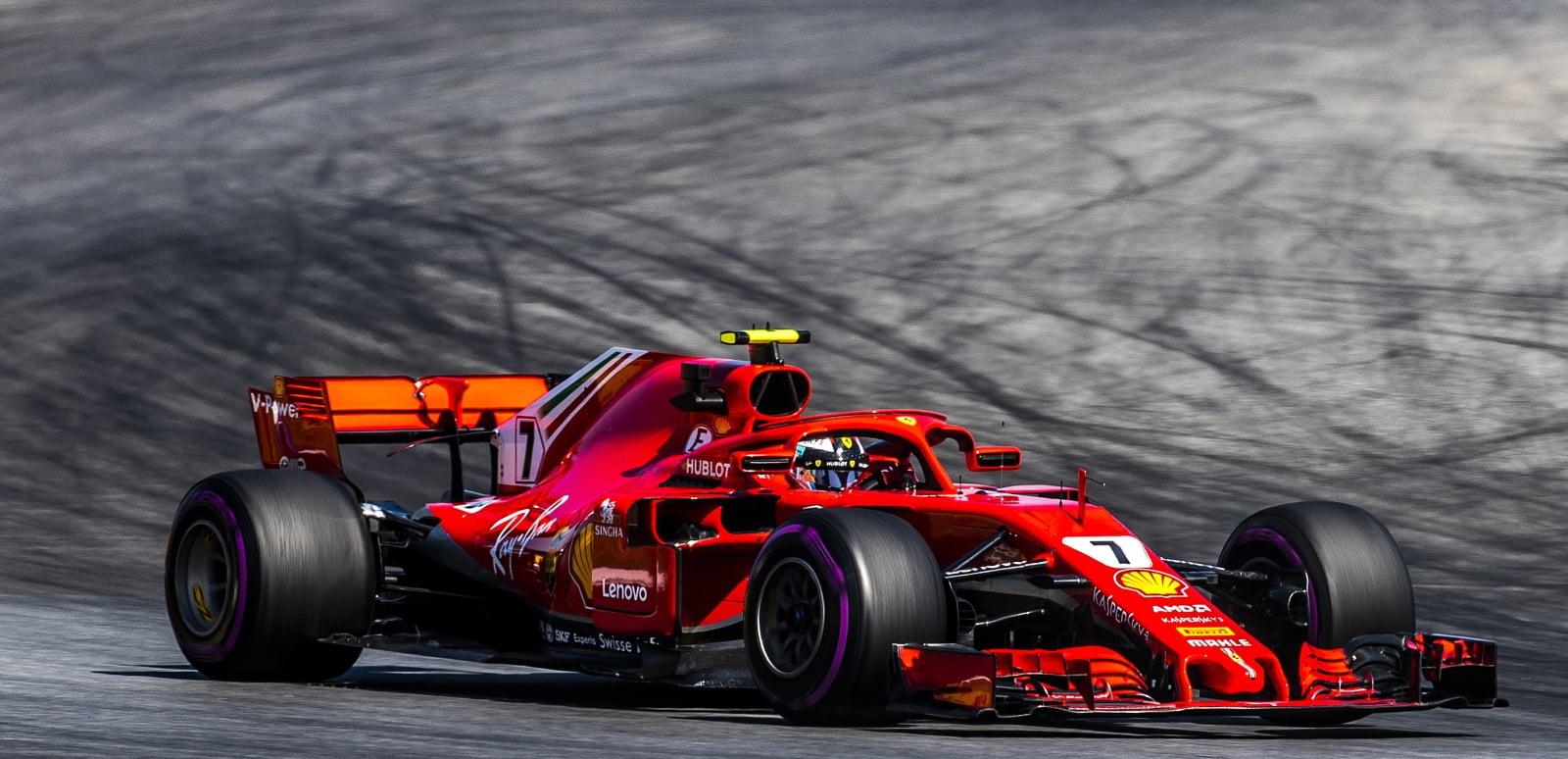 Grad Prix Formuły 1. fot. EPA/SRDJAN SUKI