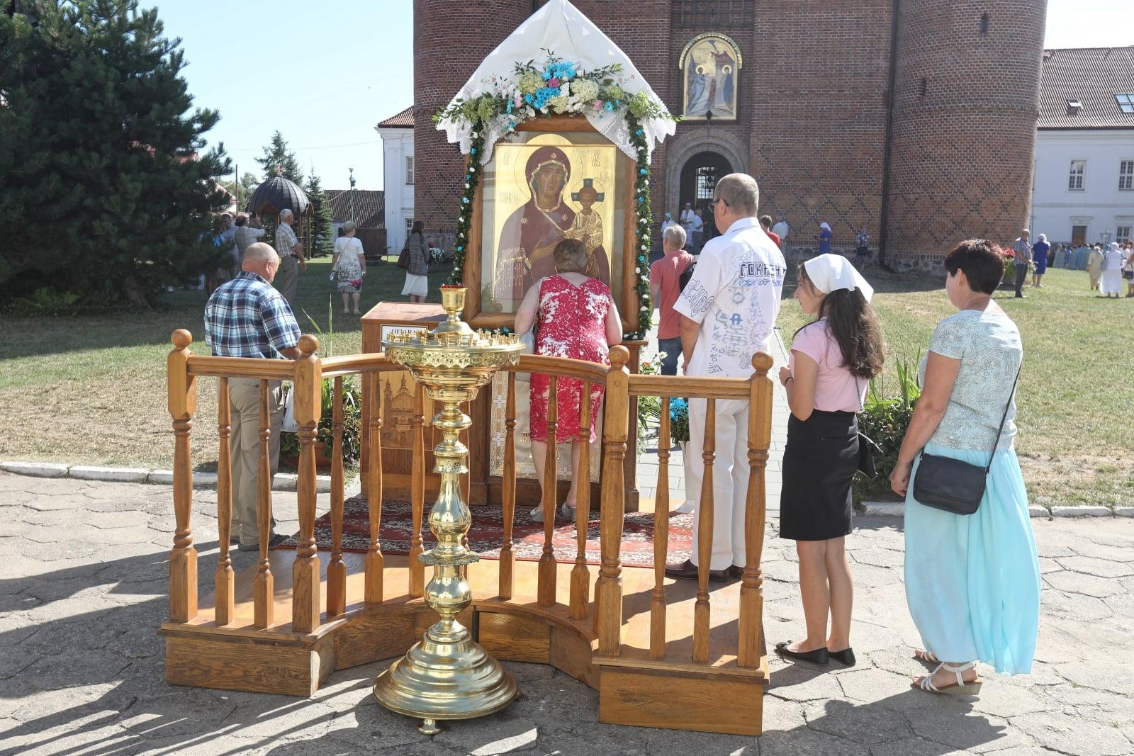 Supraśl, Obchody prawosławnego święta Supraskiej Ikony Matki Boskiej PAP/Artur Reszko