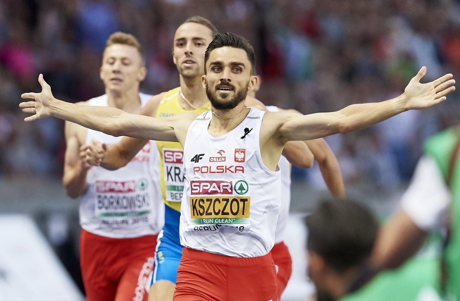 Lekkoatletyczne Mistrzostwa Europy fot. PAP/Adam Warżawa