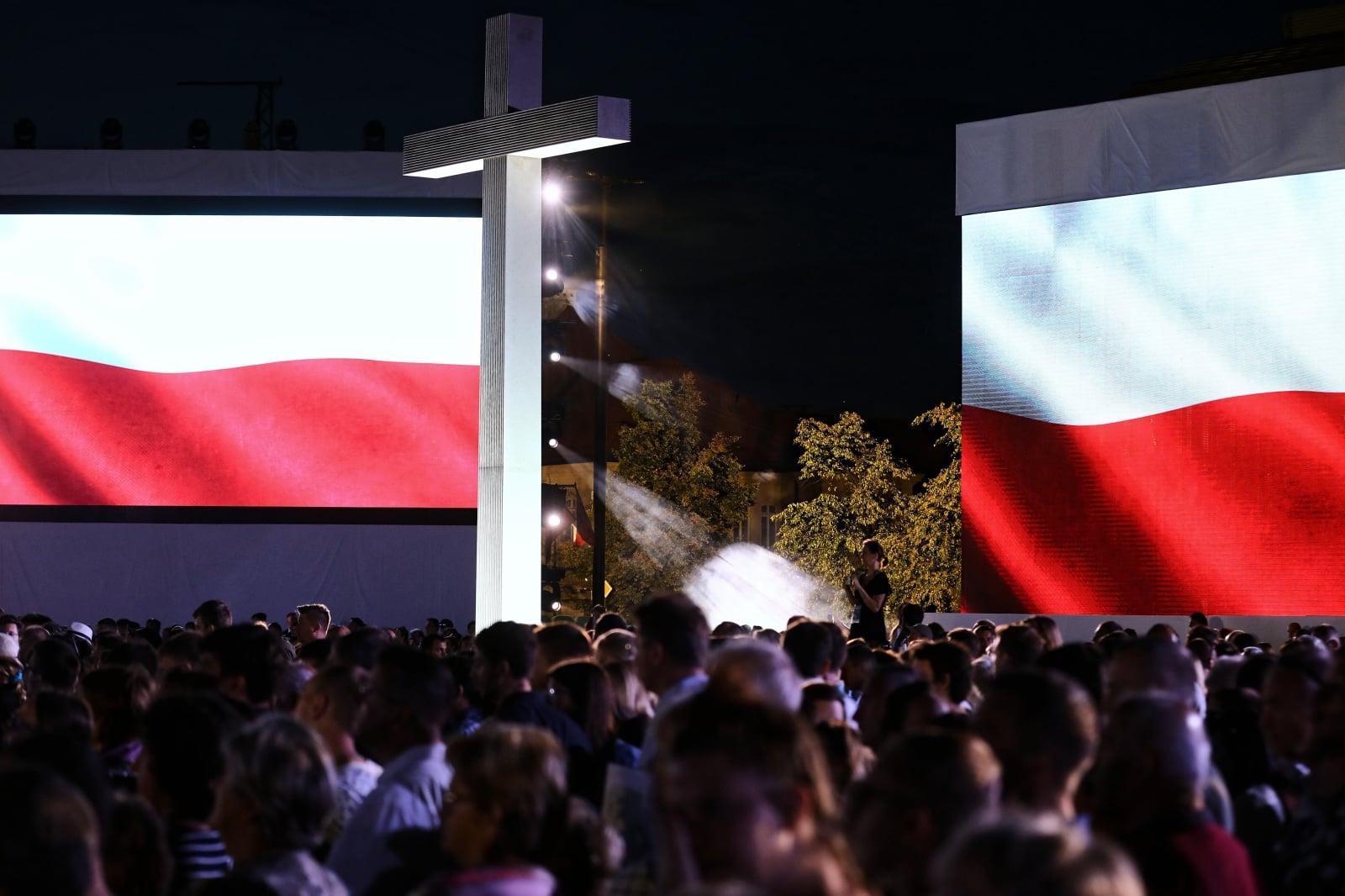 Święto Wojska Polskiego fot. PAP/Marcin Obara