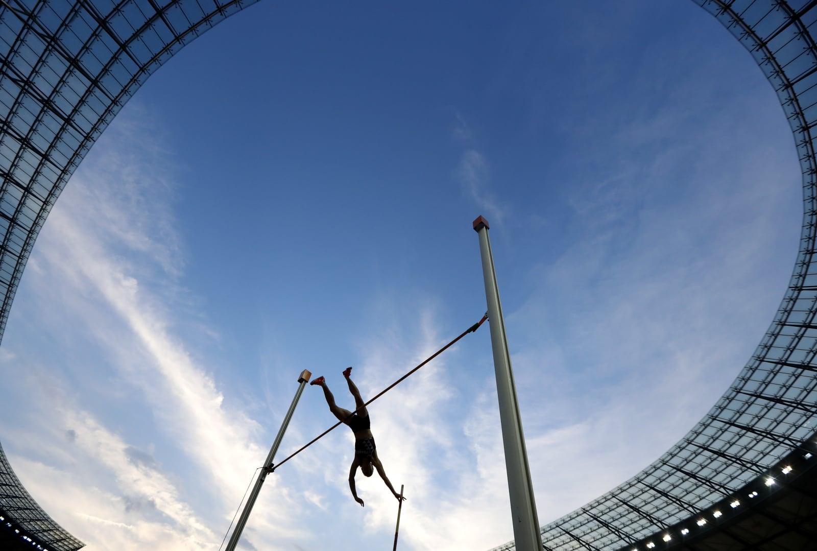Mistrzostwa Europy w Lekkoatletyce fot. EPA/FELIPE TRUEBA