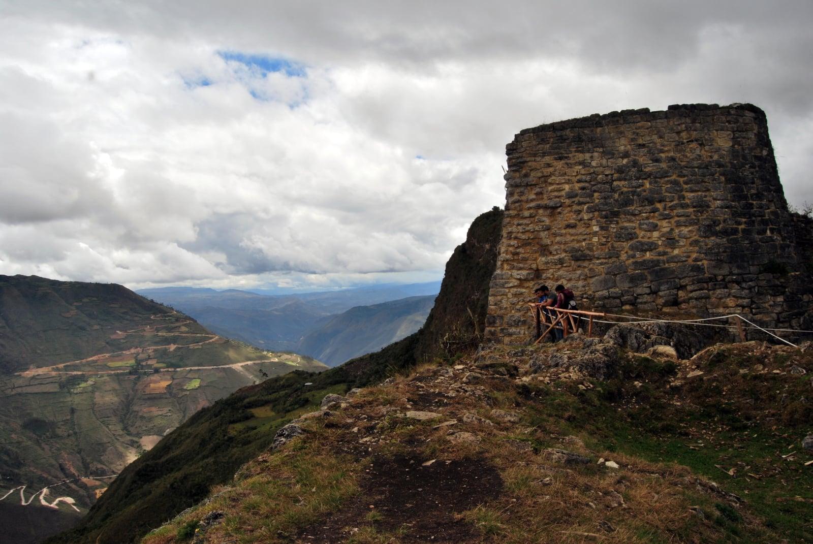 Zabytki Peru fot. EPA/Fernando Gimeno