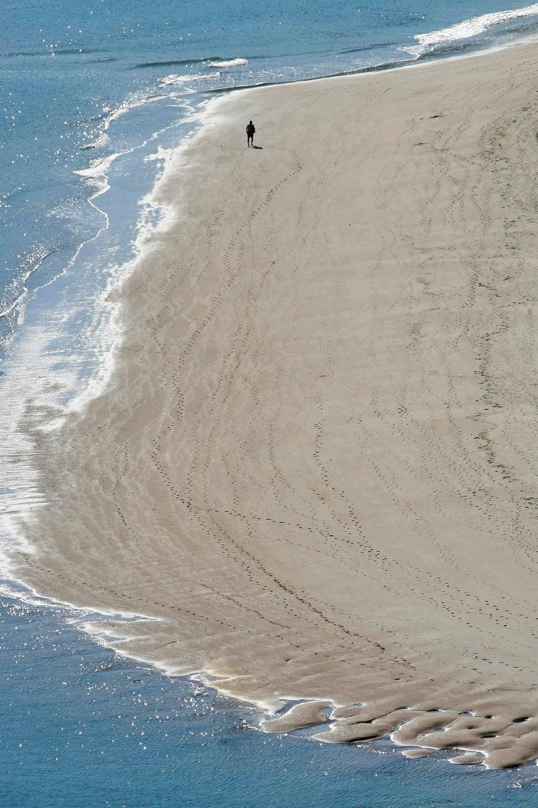 Gorąca pogoda w Hiszpanii fot. EPA/CABALAR