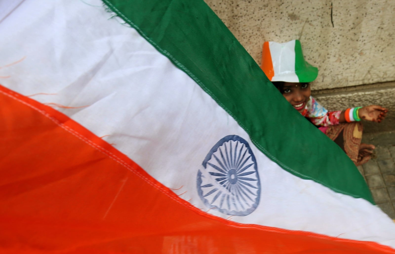 Dzień Niepodległości Indii fot, EPA/JAGADEESH NV
