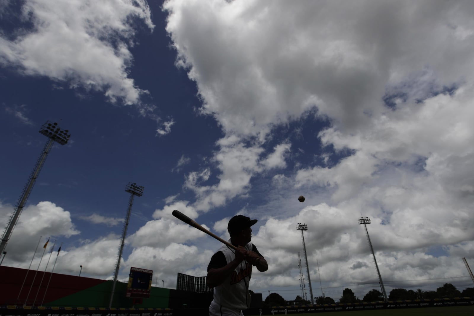 Baseball w Panamie fot. EPA/Bienvenido Velasco