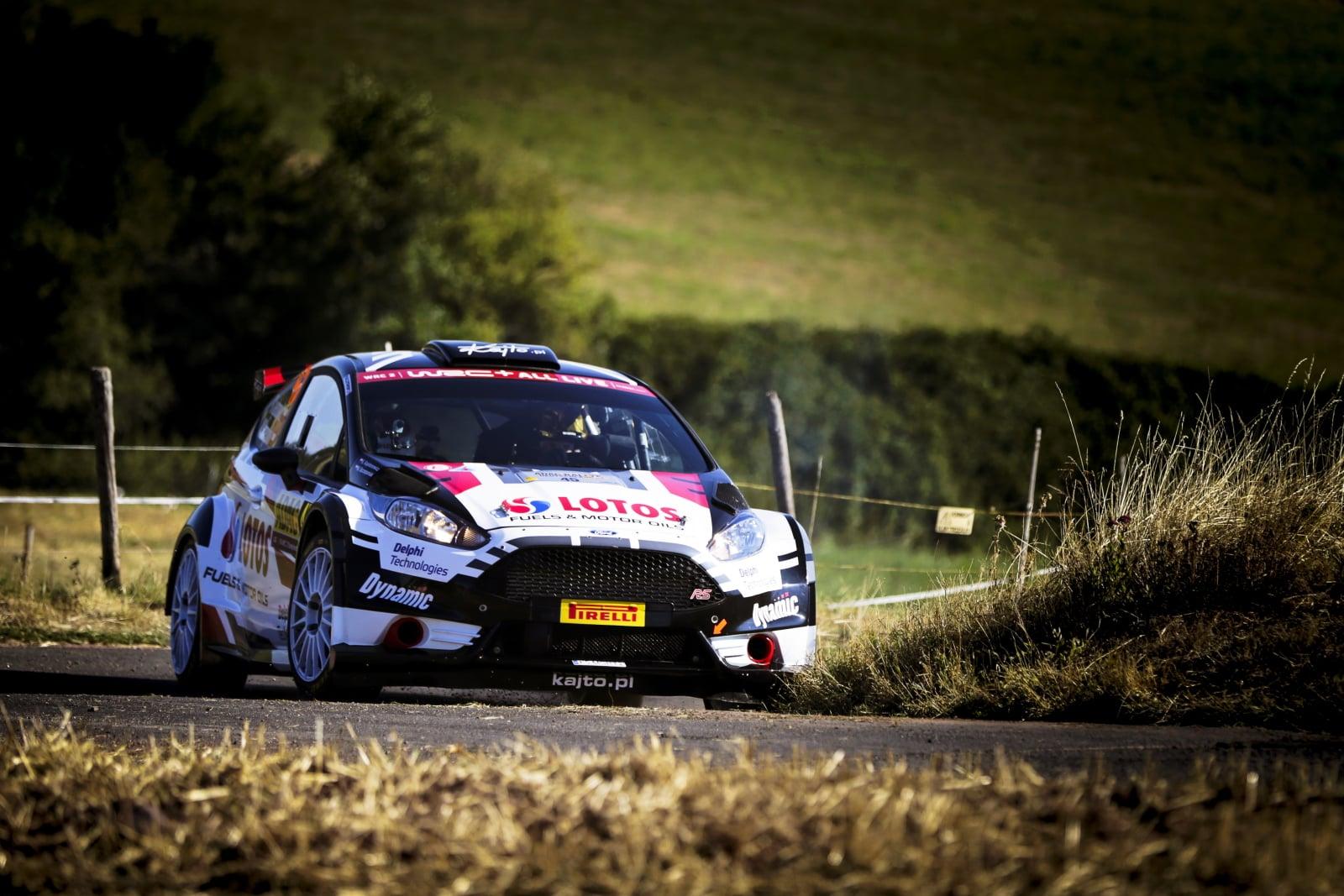 Niemcy, WRC. fot. EPA