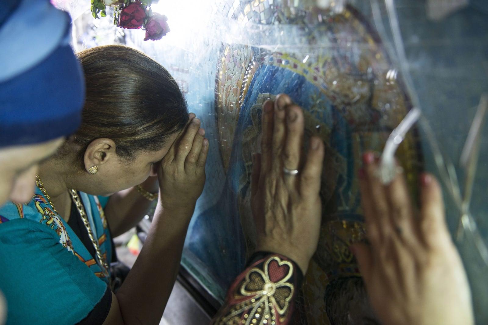 Egipt: koptyjskie święto Narodzenia Maryi Dziewicy