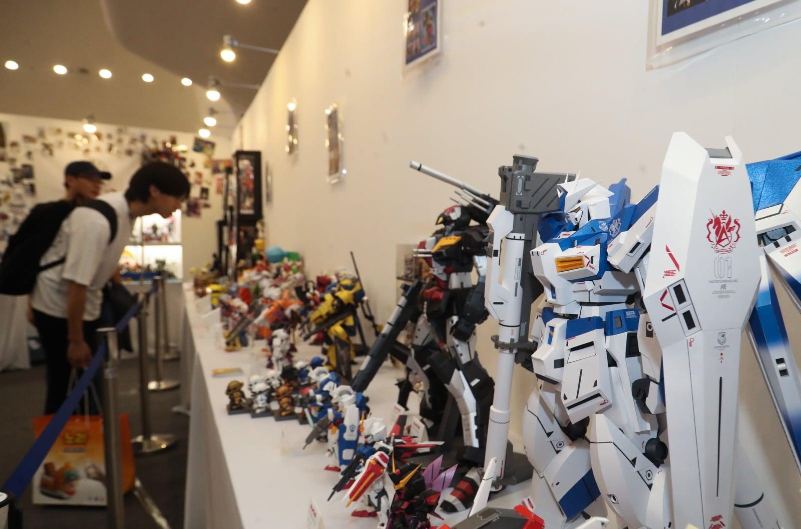W Seulu odbywał się dzisiaj festiwal animacji robotów i postaci z bajek