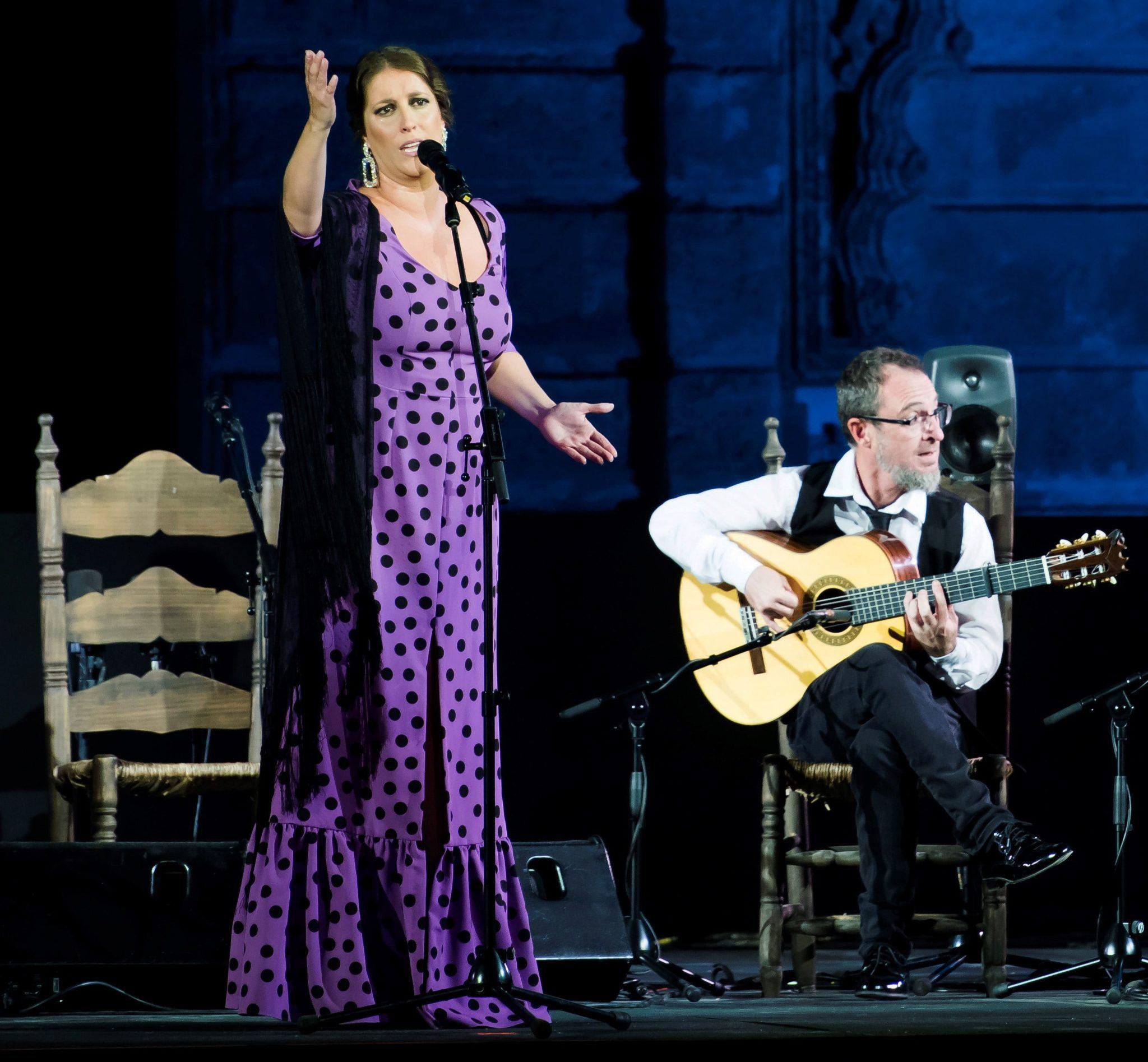 Hiszpania: festiwal Flamenco w Hiszpanii, największego tego typu wydarzenie na świecie potrwa do końca września, fot. Raul Caro, PAP/EPA