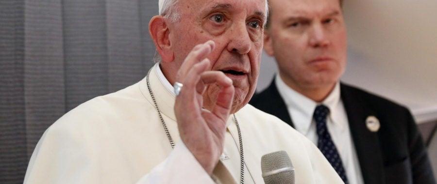pielgrzymka papieża Franciszka