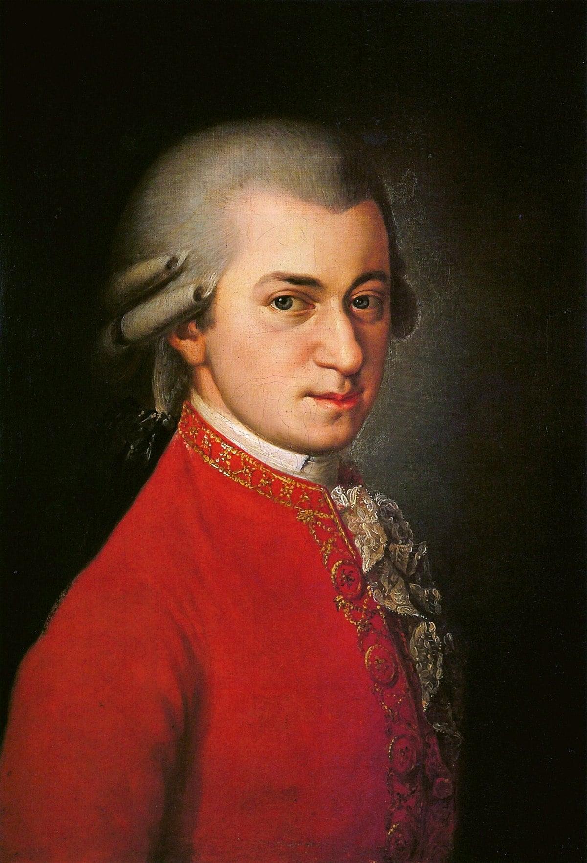 Mozart przypisywał wszystkie swoje osiągnięcia modlitwie różańcowej, co zresztą wybrzmiewa w jego dziełach.