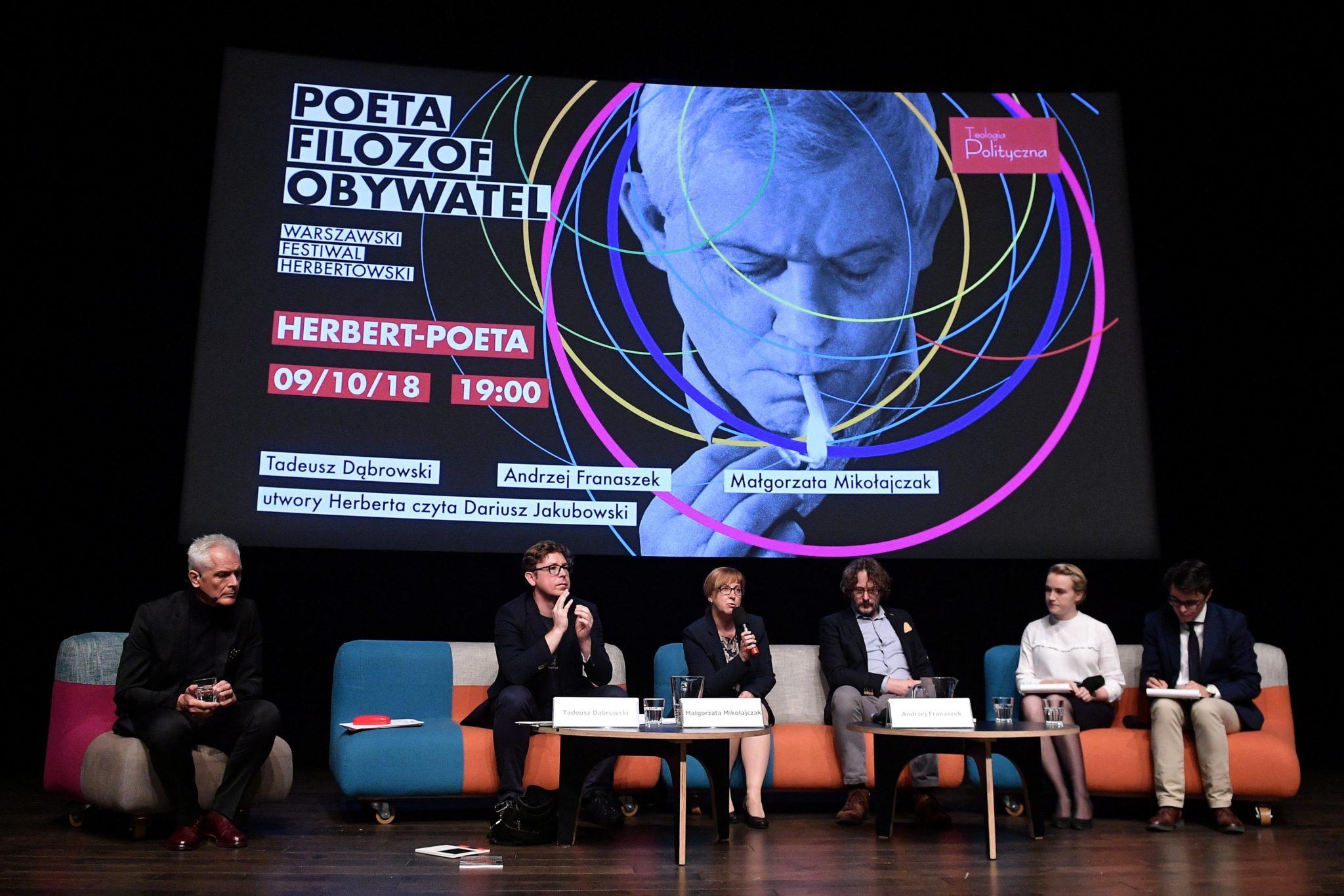 Warszawa: literaturoznawca Małgorzata Mikołajczak, autor książki