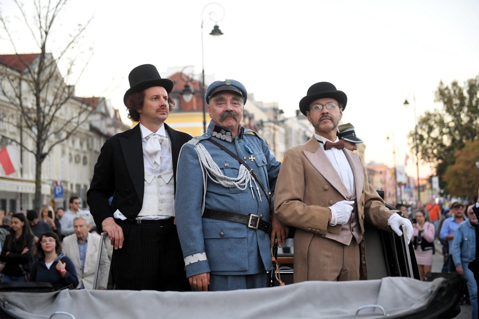 Festiwal Przestrzeń Wolności fot. PAP/Radek Pietruszka