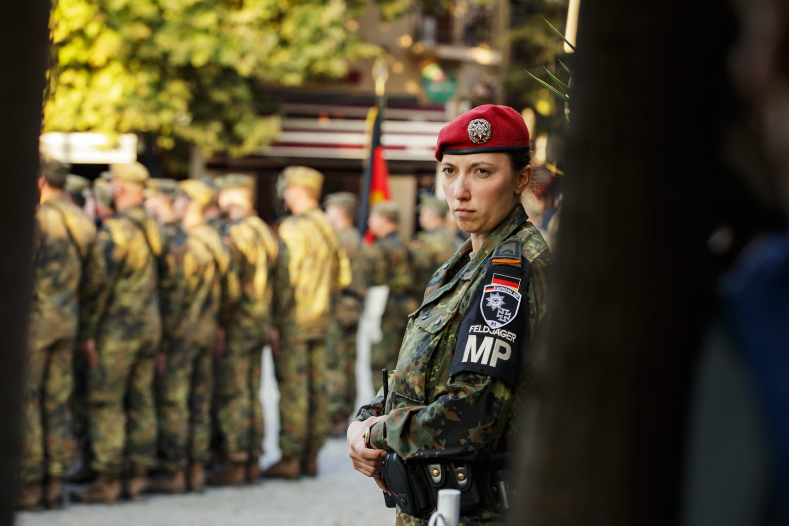 Kosowo fot. EPA/VALDRIN XHEMAJ