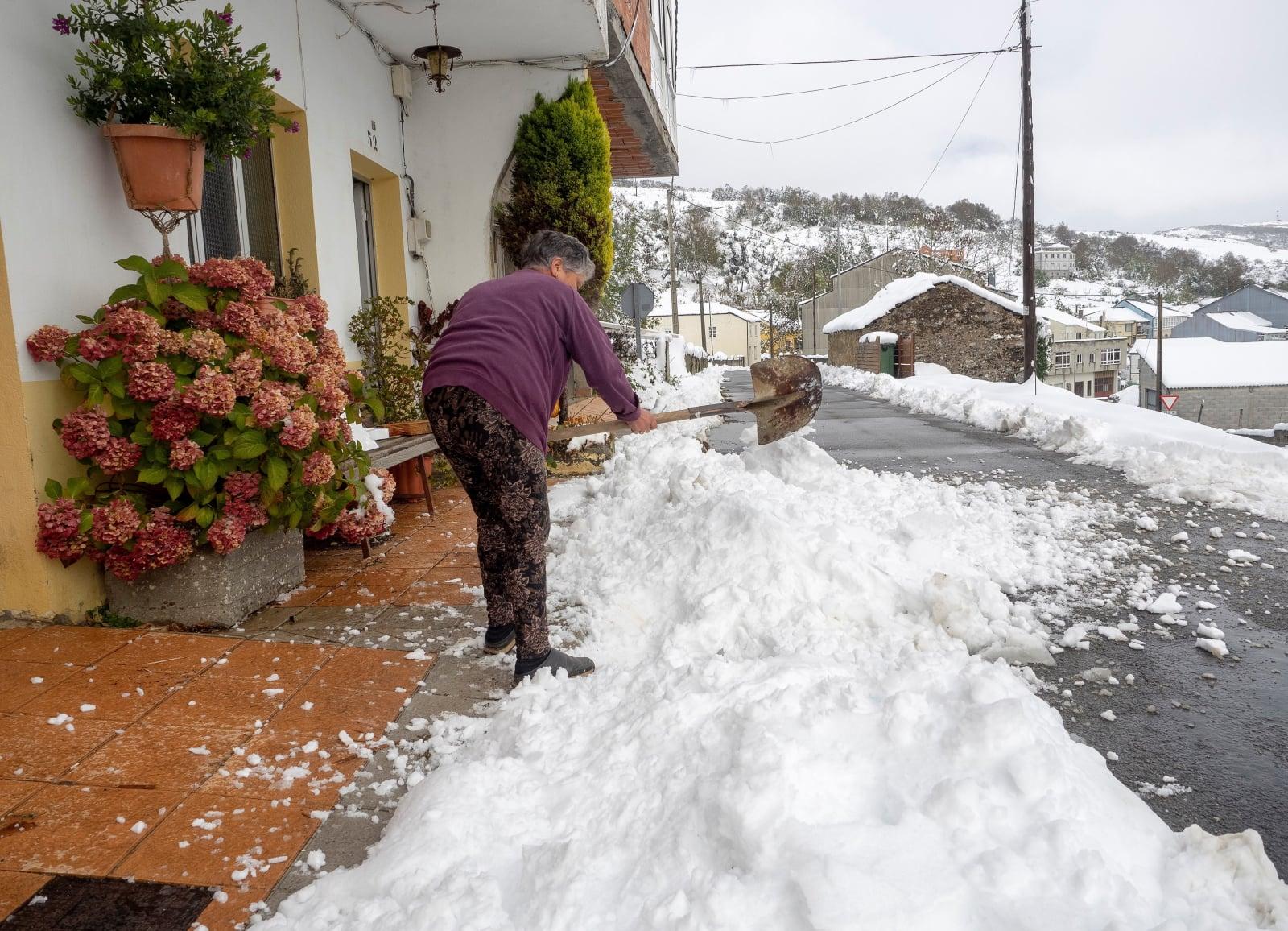 Pogoda w Hiszpanii. Fot. PAP/EPA/ELISEO TRIGO