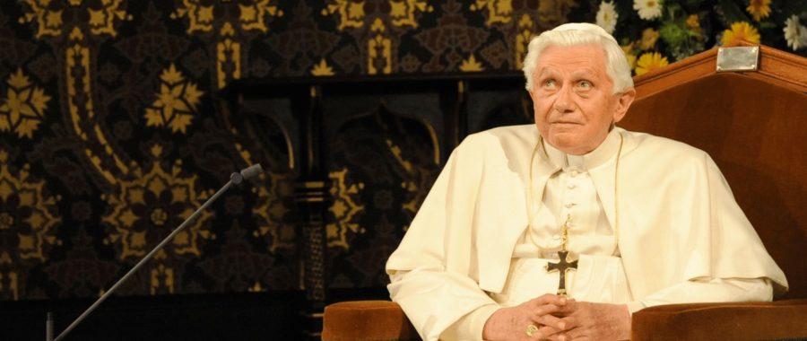 Benedykt XVI modlitwa
