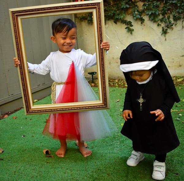 Fot. Jezus Miłosierny i św. Faustyna, @ewtnmedia, Instagram