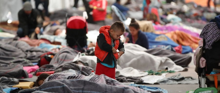 Human Rights Commission reports two mising trucks with migrants