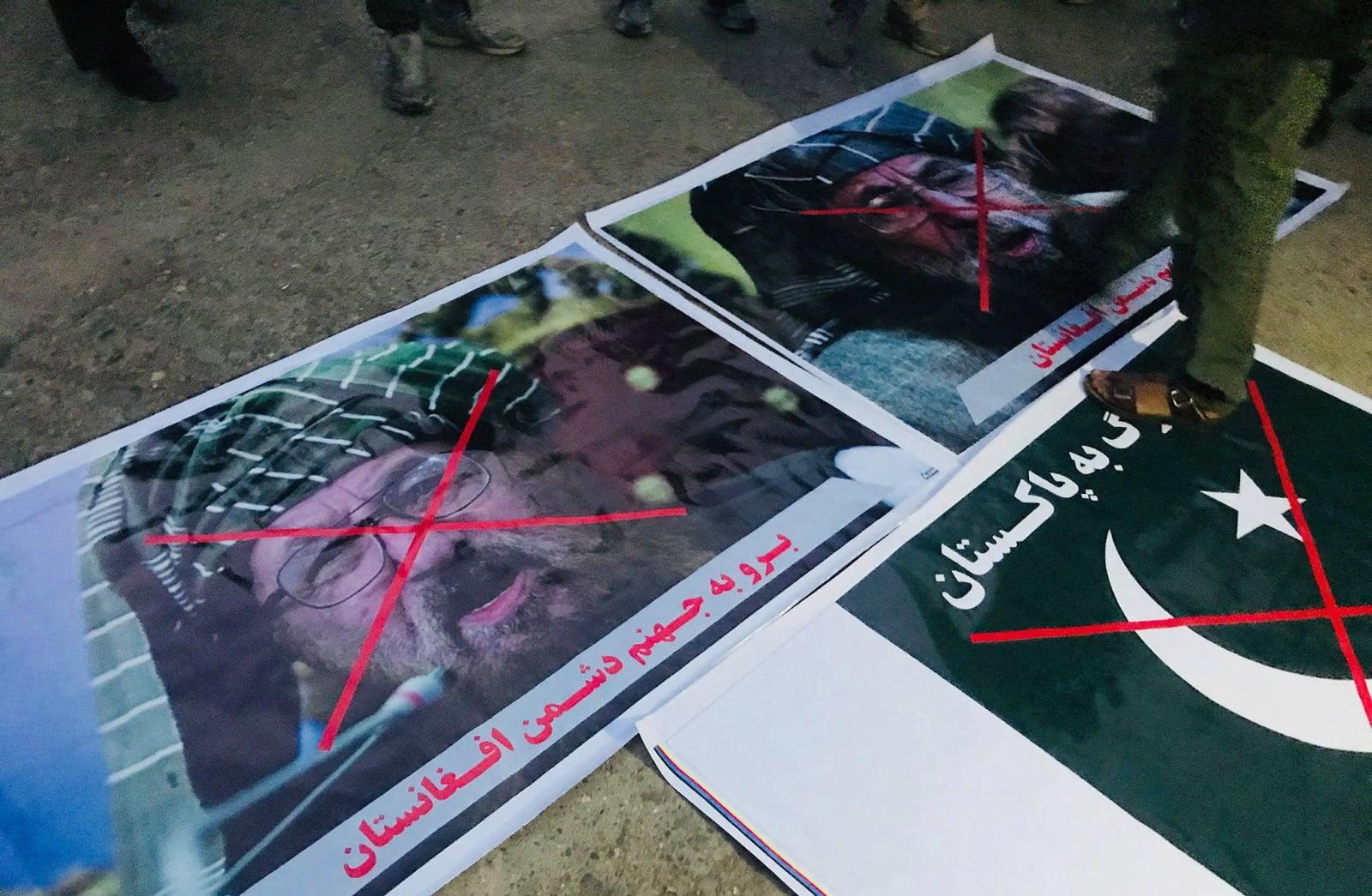 Afganistan świętuje śmierć lidera talibów Maulani Sami ul Haqa.