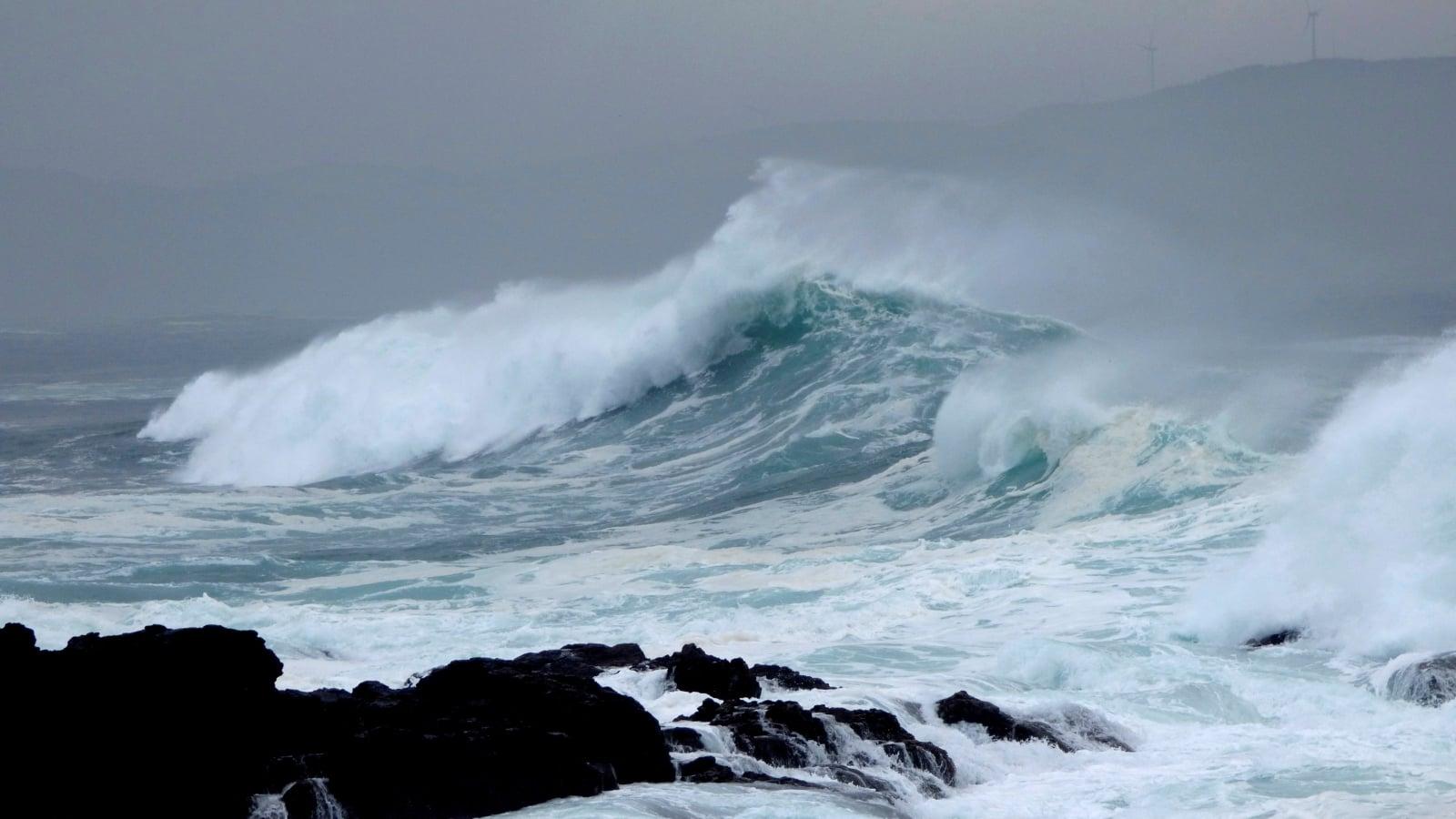 Pogoda w Galicji fot. EPA/Cabalar