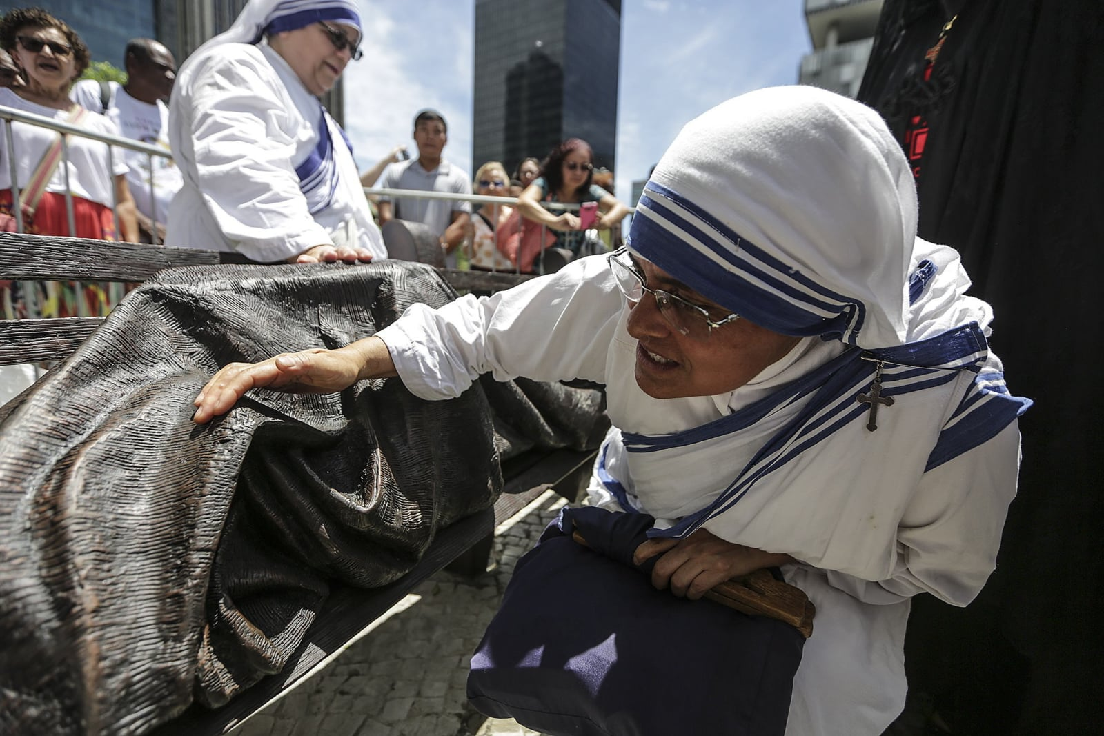 Bieda w Brazylii fot. EPA/ANTONIO LACERDA