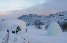 Igloo, norwergia